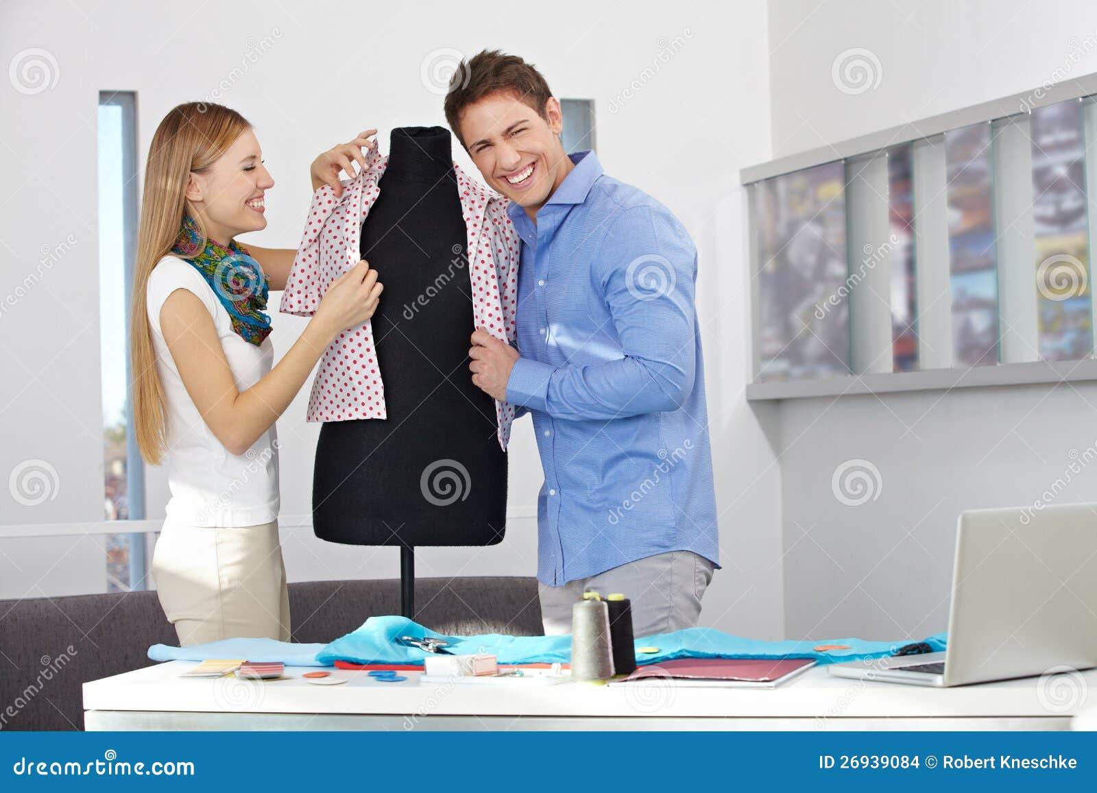 Forme de robe de rectification d homme et de femme