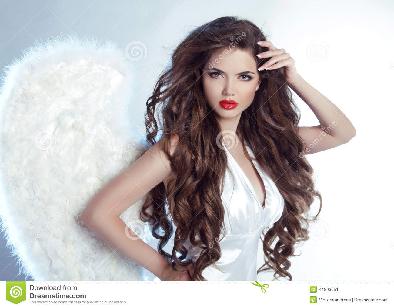 pelo largo putas hermoso