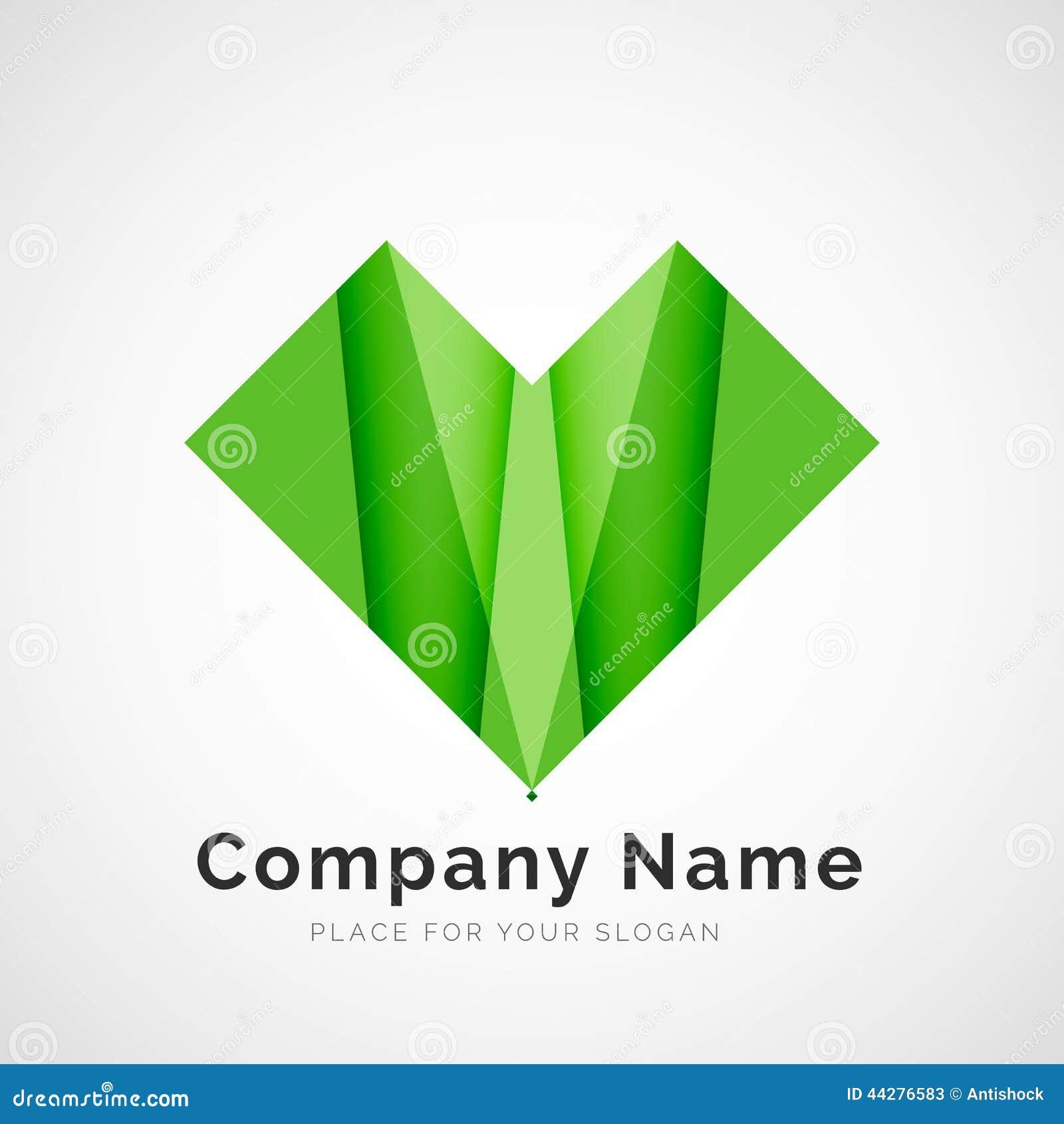 Forme géométrique, logo de société