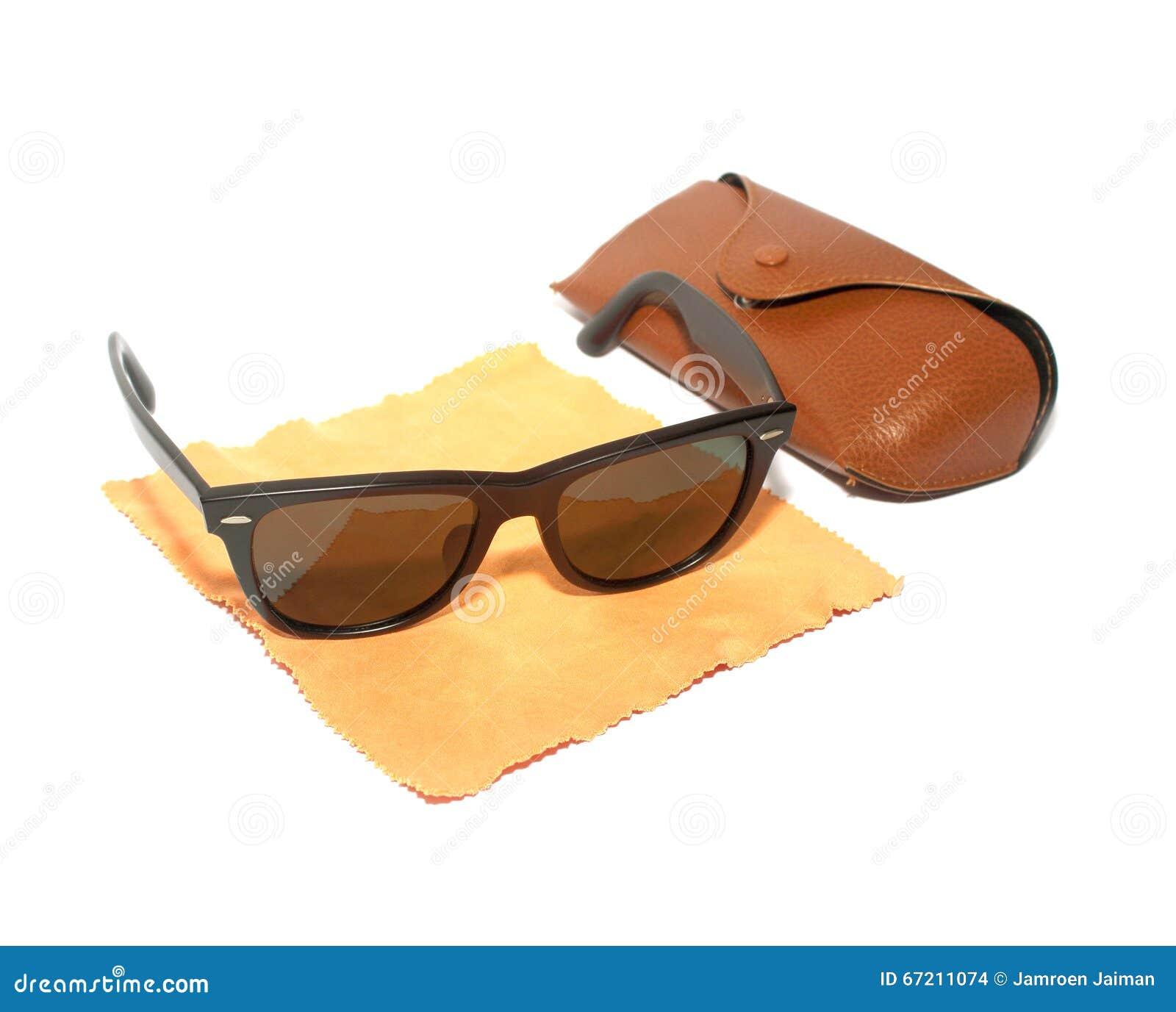 De Caso El Limpieza Y Vidrios Las Gafas Con Sol Trapo Forme 5LjA34R