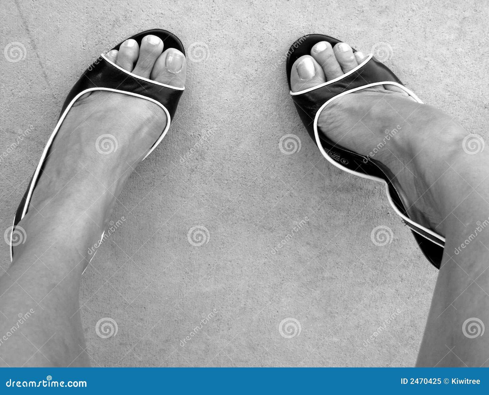 Forme ondas minha sapata