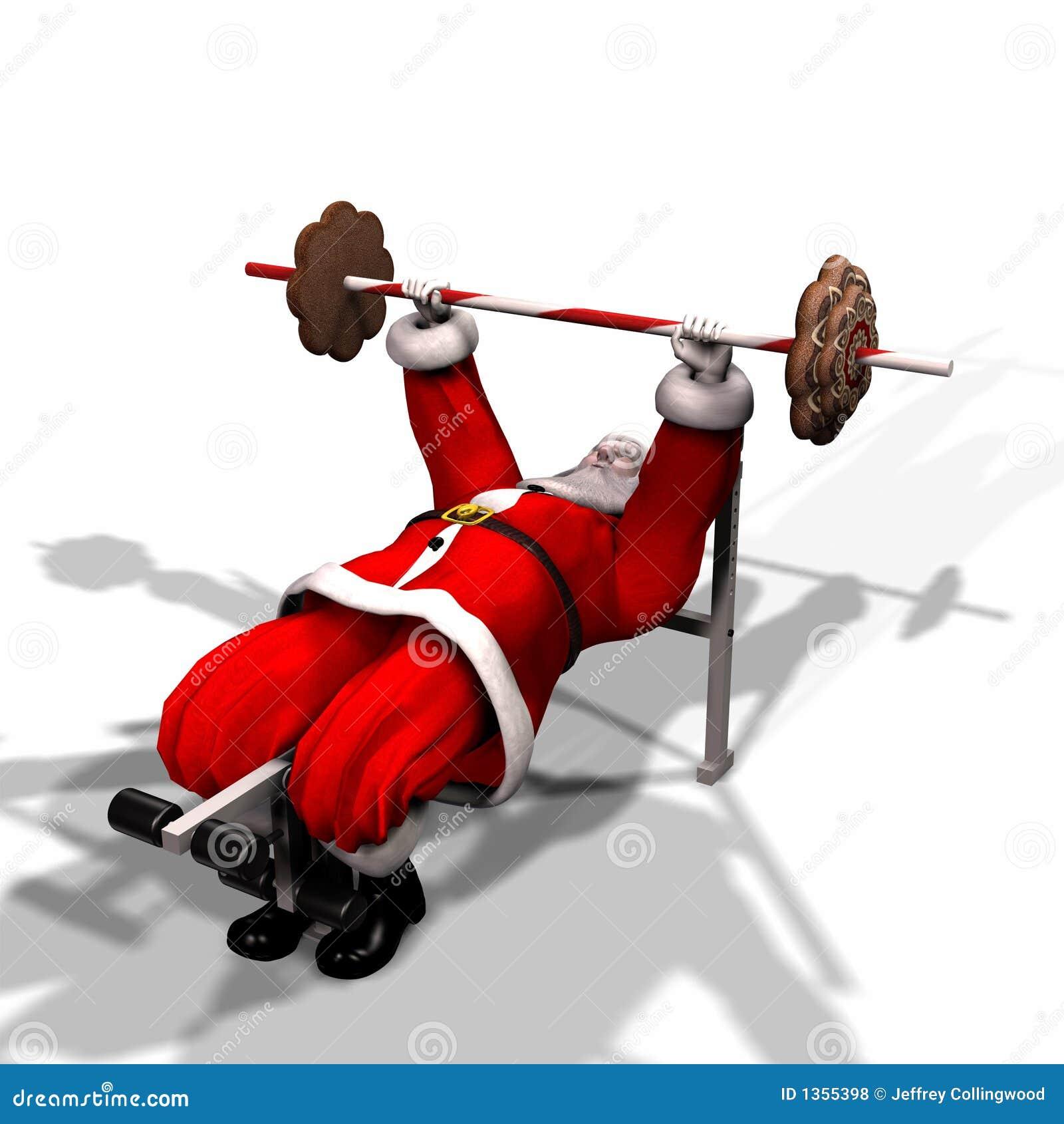 Forme physique 4 de Santa