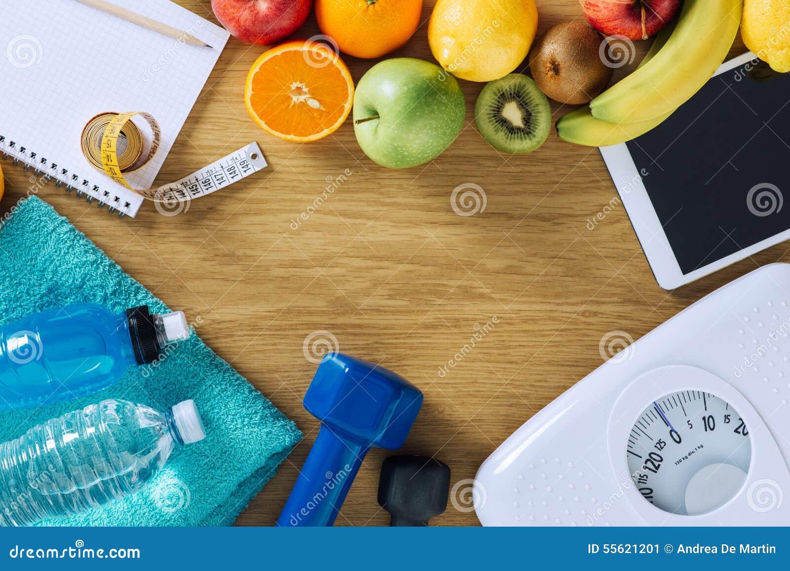 Forme physique et perte de poids