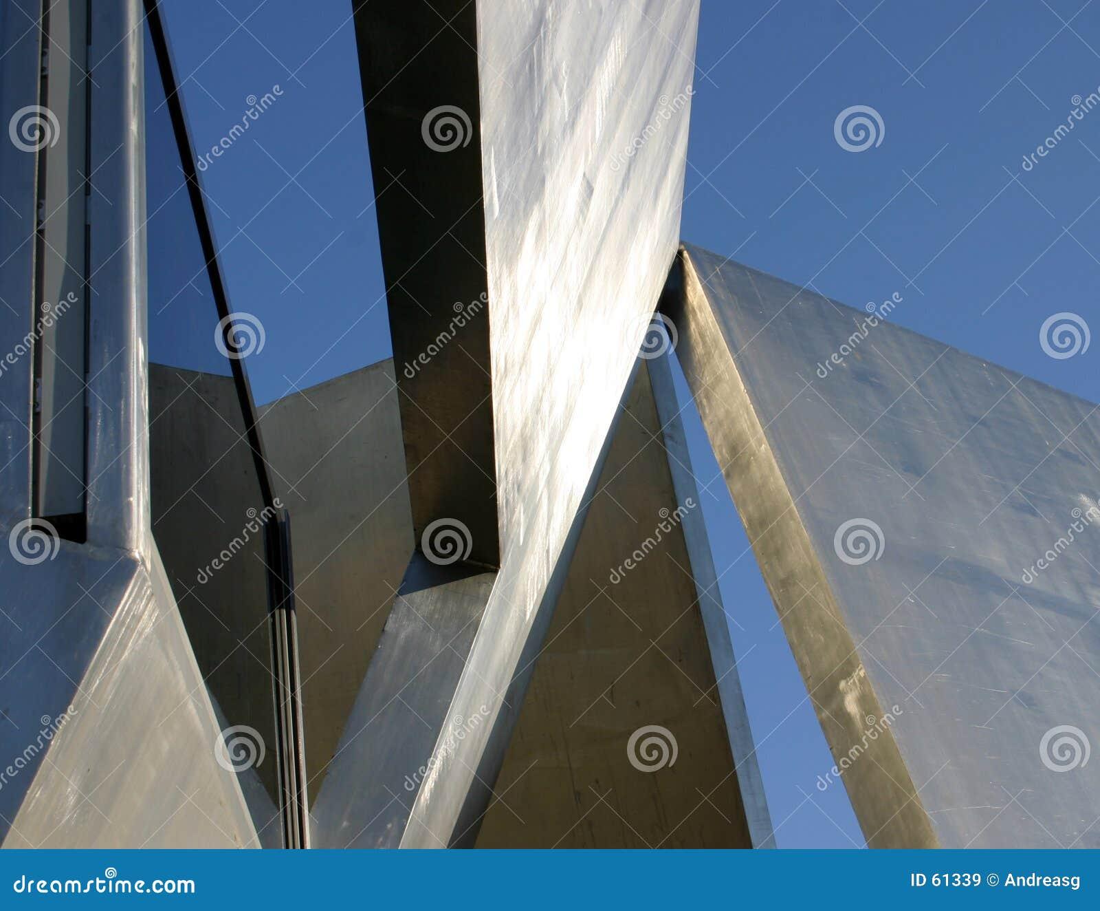 Download Forme solide image stock. Image du contraste, solide, inoxidable - 61339