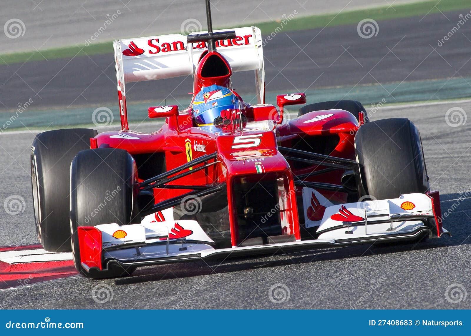 Formel 1 - Fernando Alonso