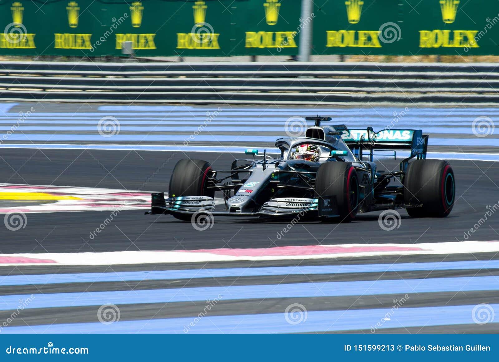 Formel 1-Franzosen Grand Prix 2019