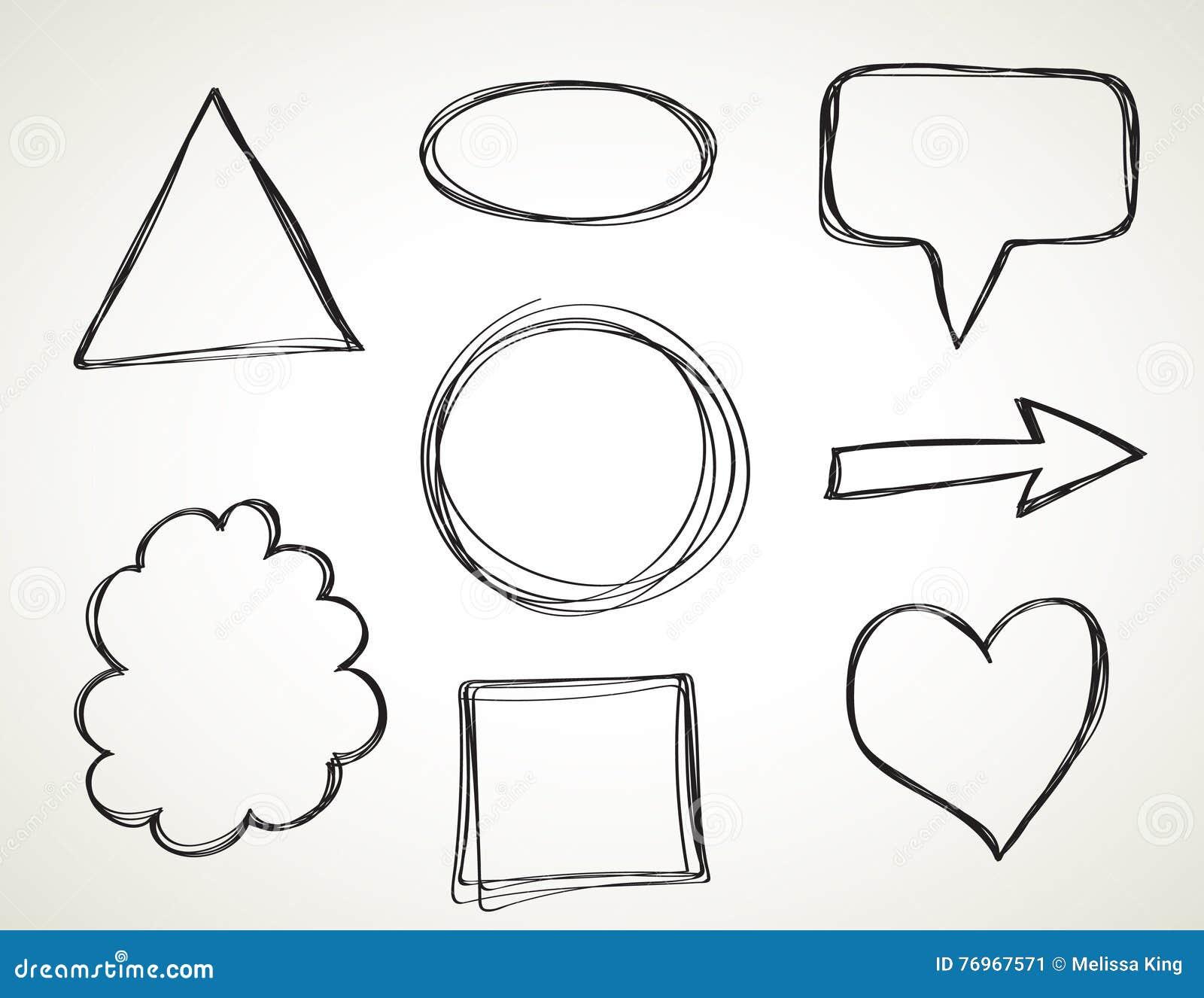 Formen - Handzeichen