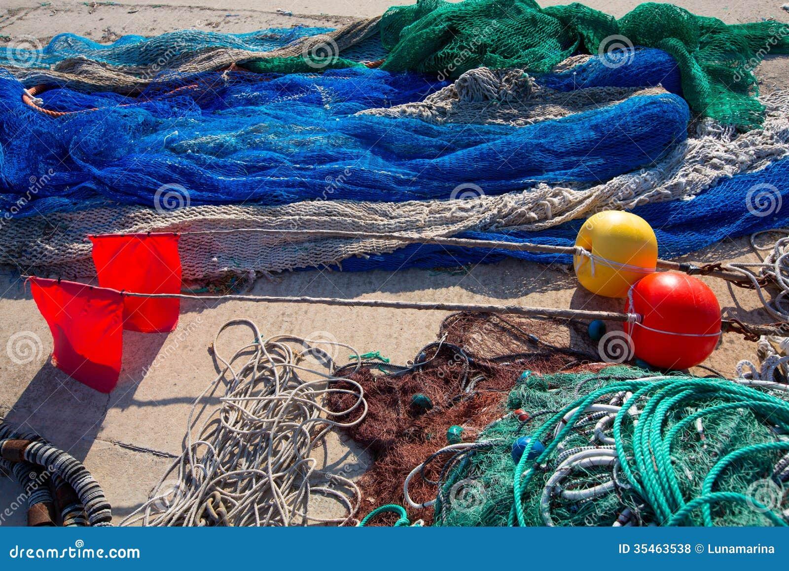 Formentera balearic islands fishing tackle nets longliner for Island fishing tackle
