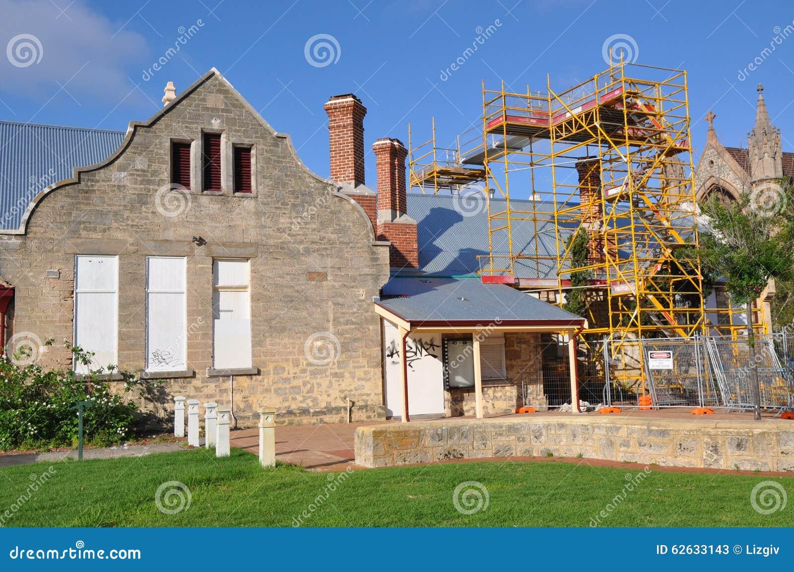 Former Boy s School Limestone Architecture: Fremantle, Western Australia
