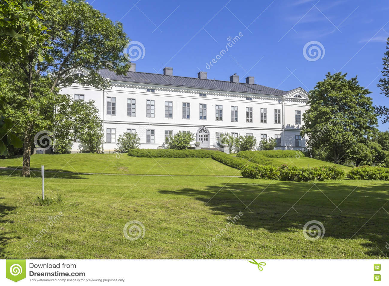 Groovy Former Manor House Stock Image Image Of Green Luxury Download Free Architecture Designs Scobabritishbridgeorg