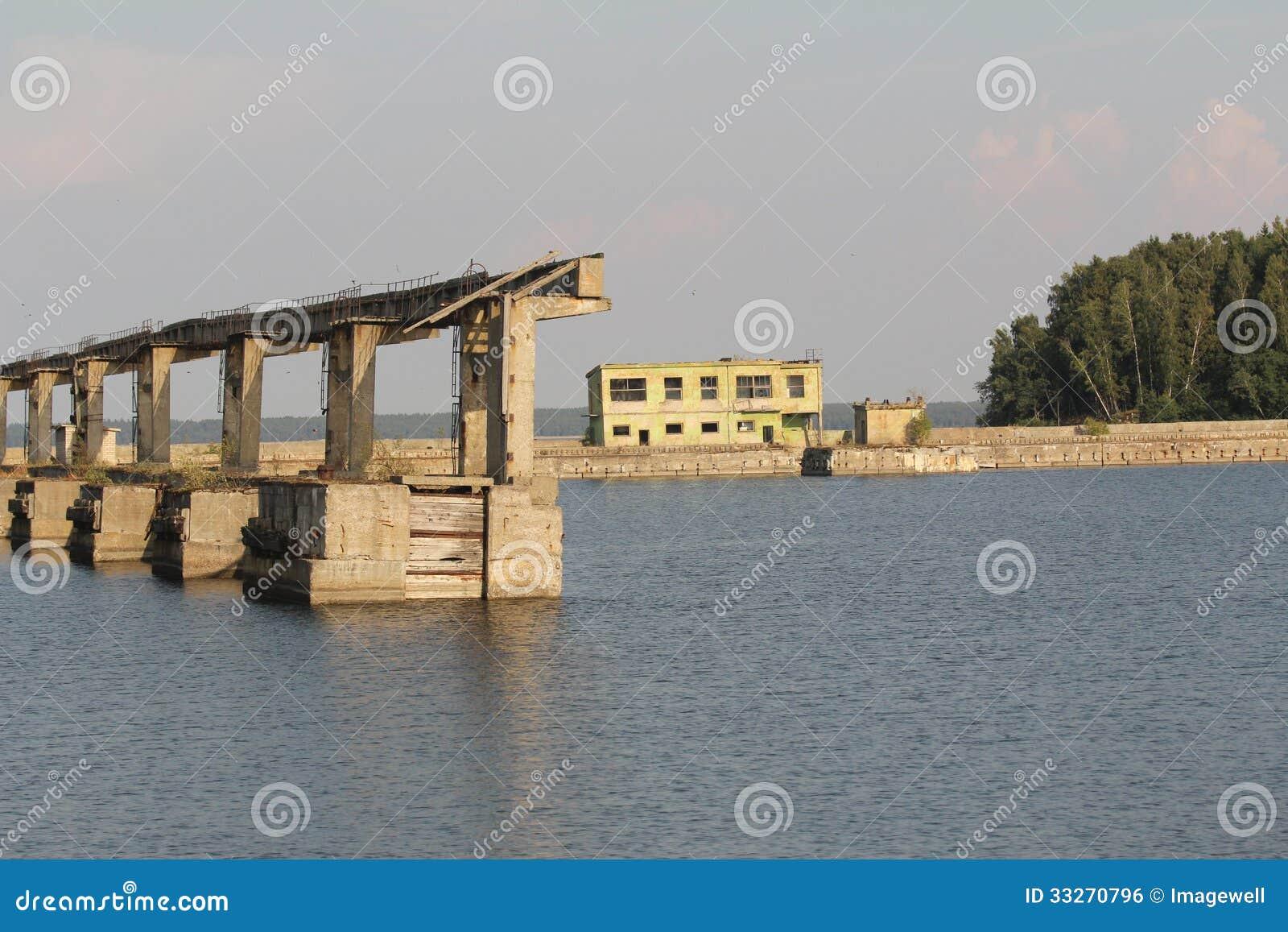 Former submarine base