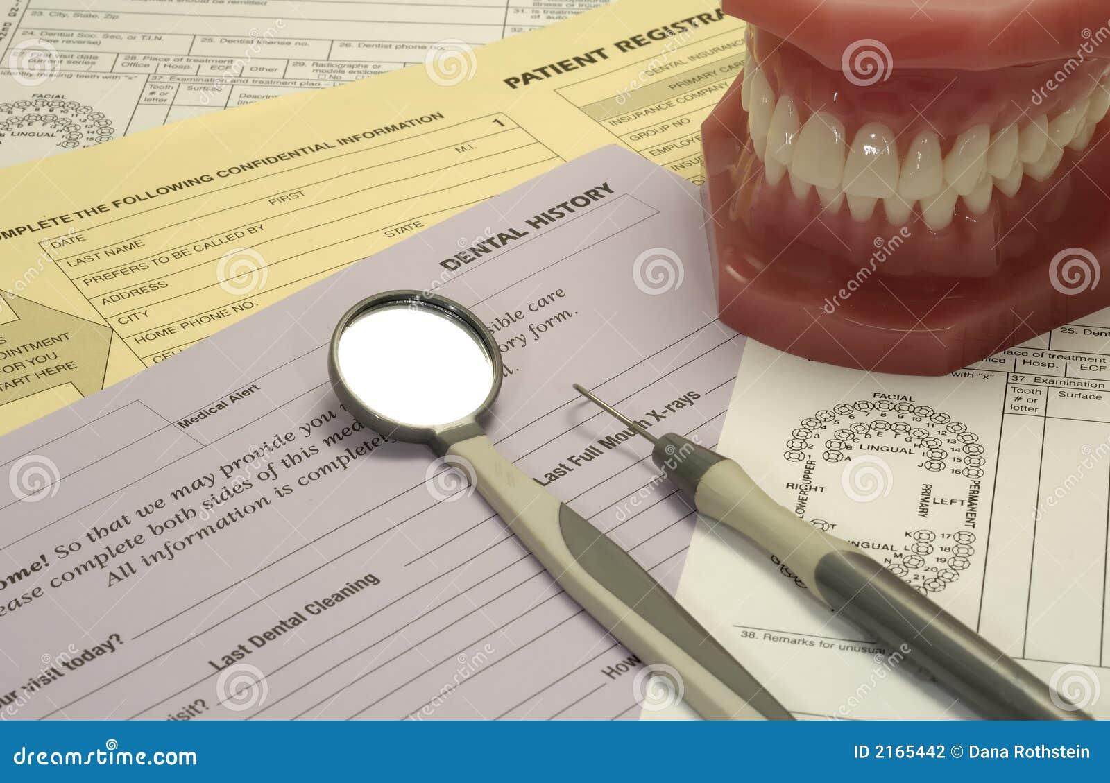 Formes dentaires
