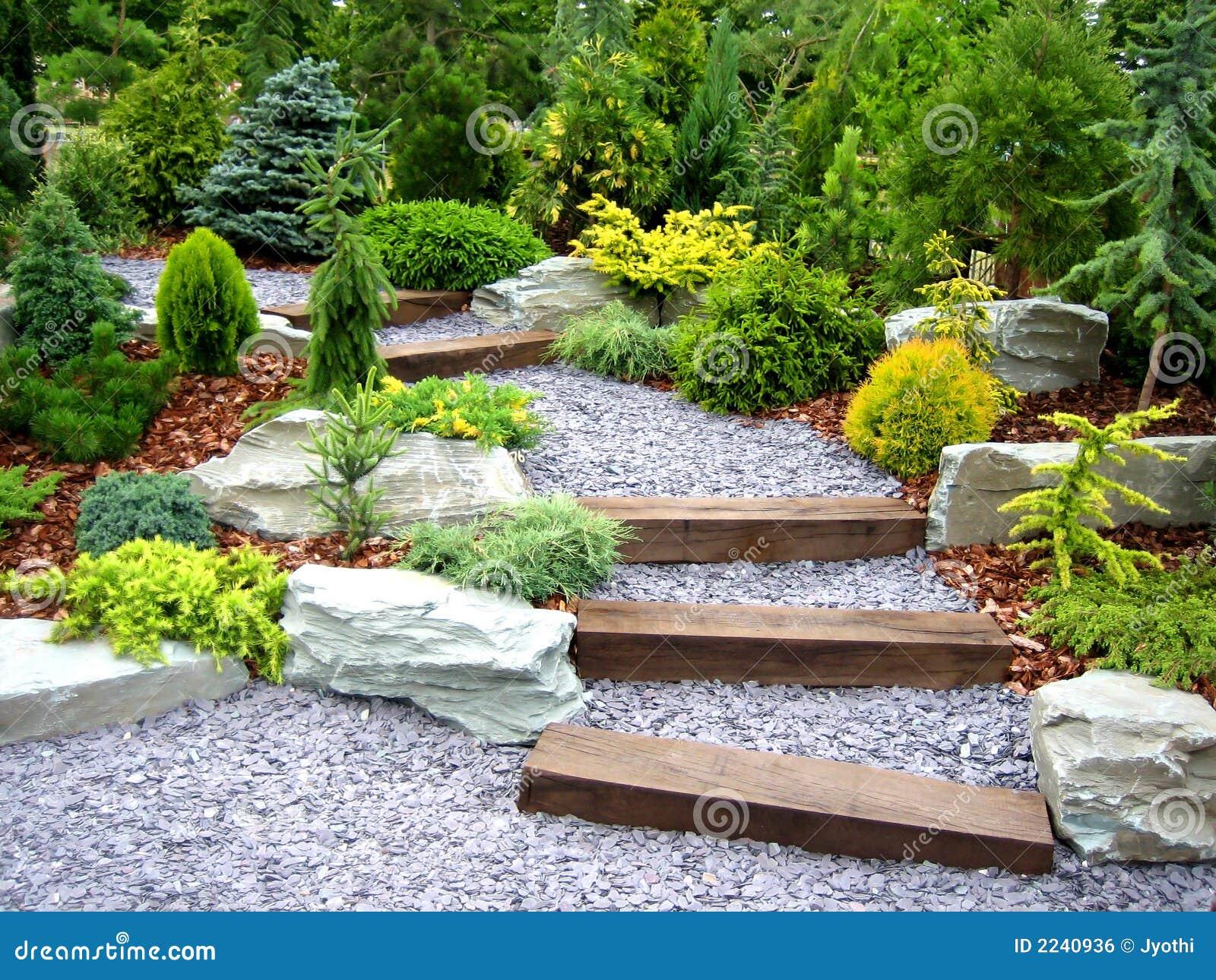 Formgivareträdgård