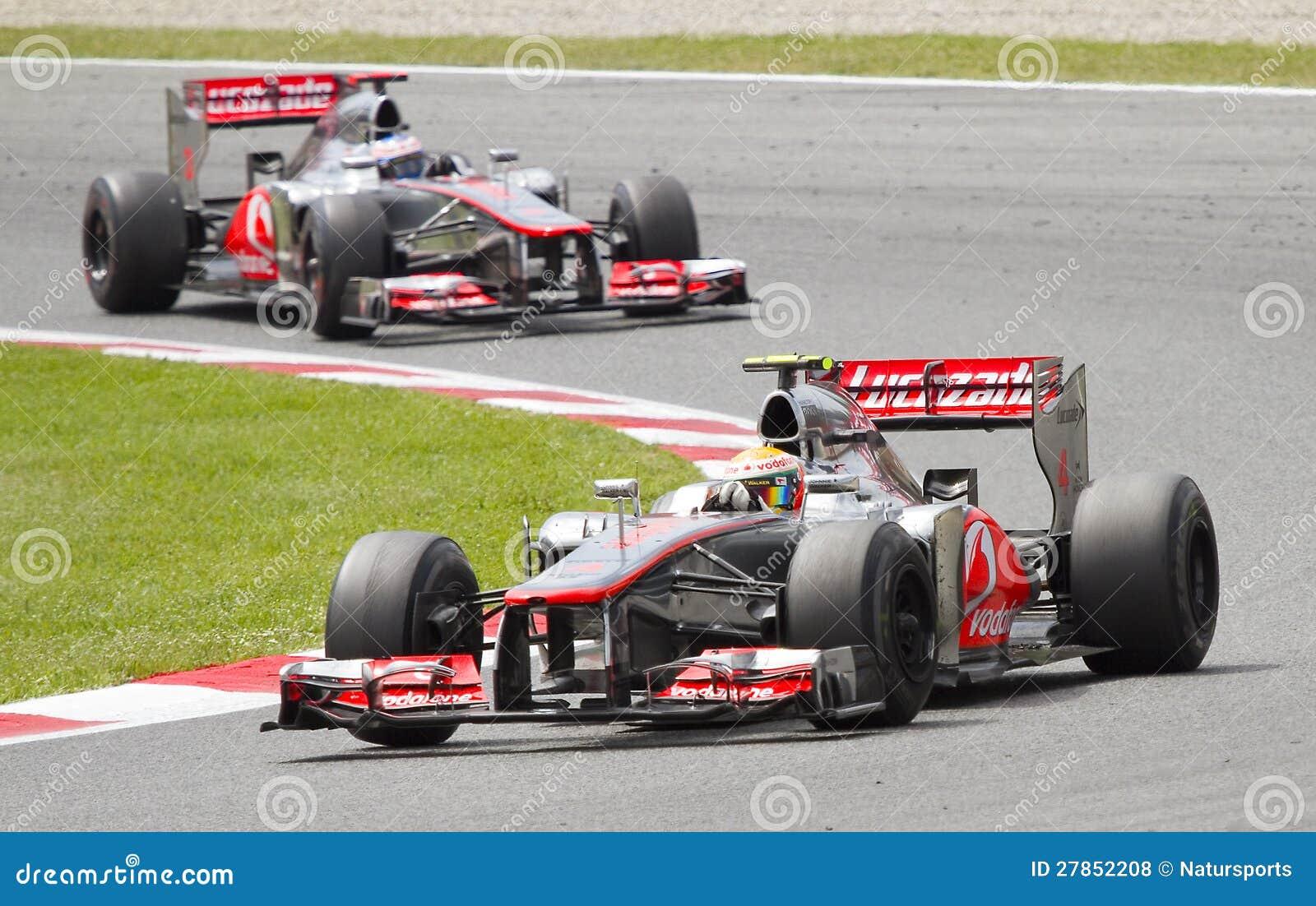 Formuła (1) Uroczysty Prix