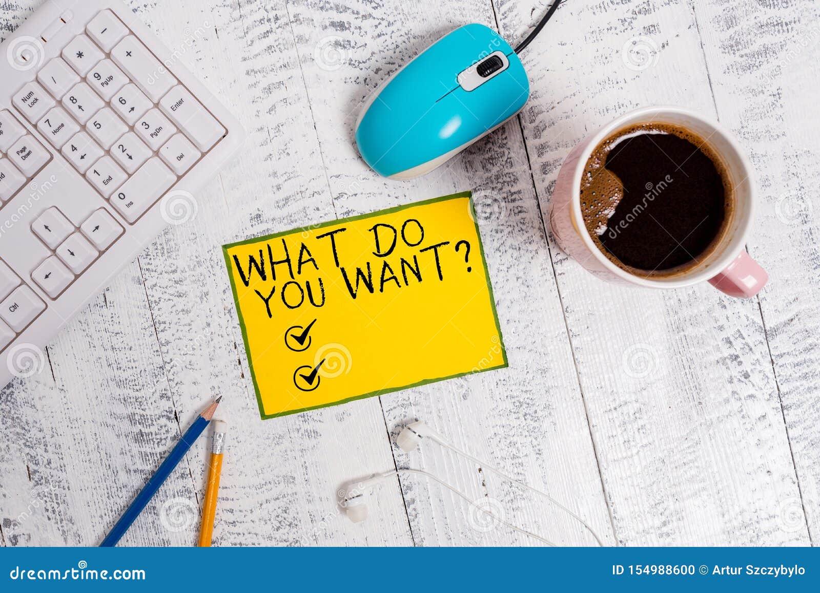Formu?uje writing tekst Co Wy Chc? pytanie Biznesowy poj?cie dla m?wi pyta? demonstrowa? woko?o lub pisze po to, aby