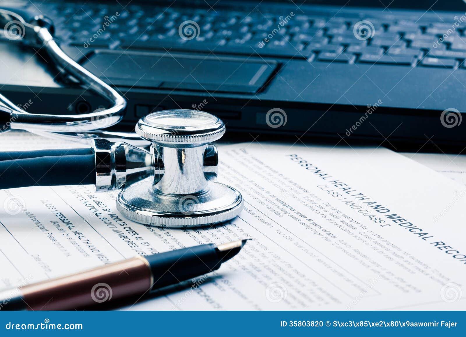 Formulário médico