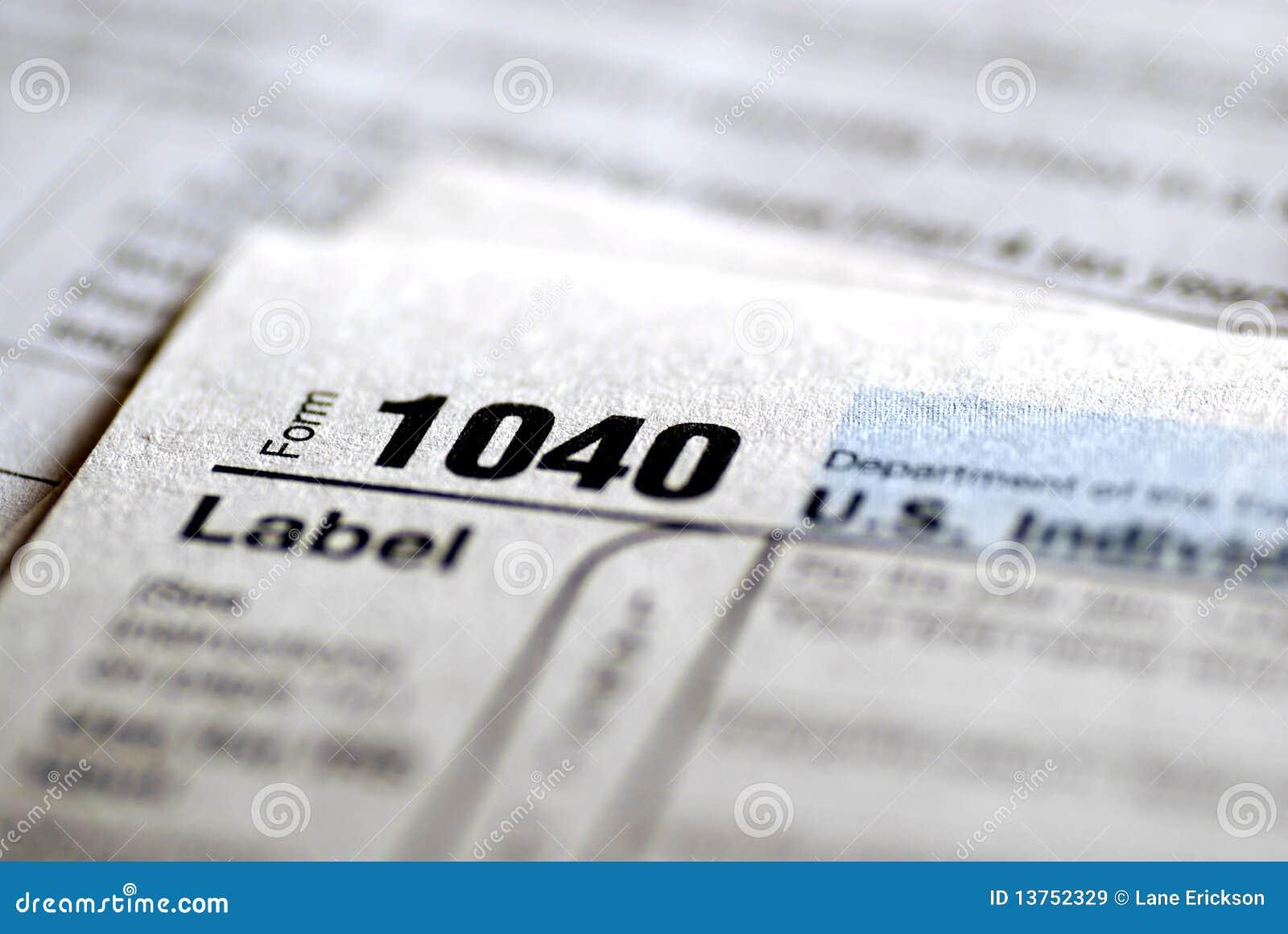 Formulários de imposto 2009