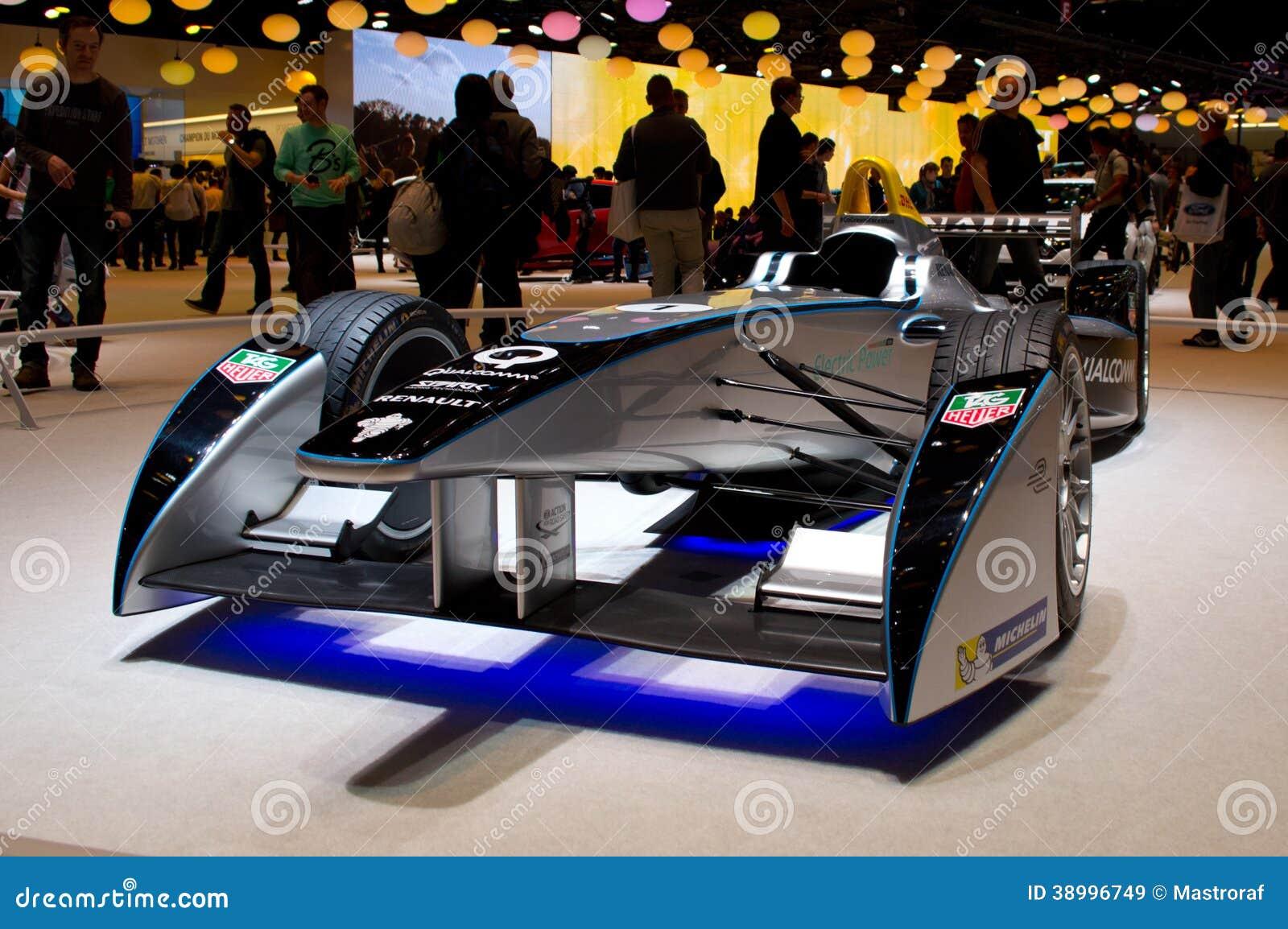 Formula E Geneva 2014