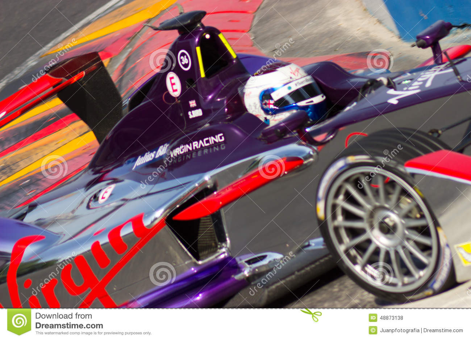 Download Sam Bird editorial stock photo. Image of sports, racing - 48873138