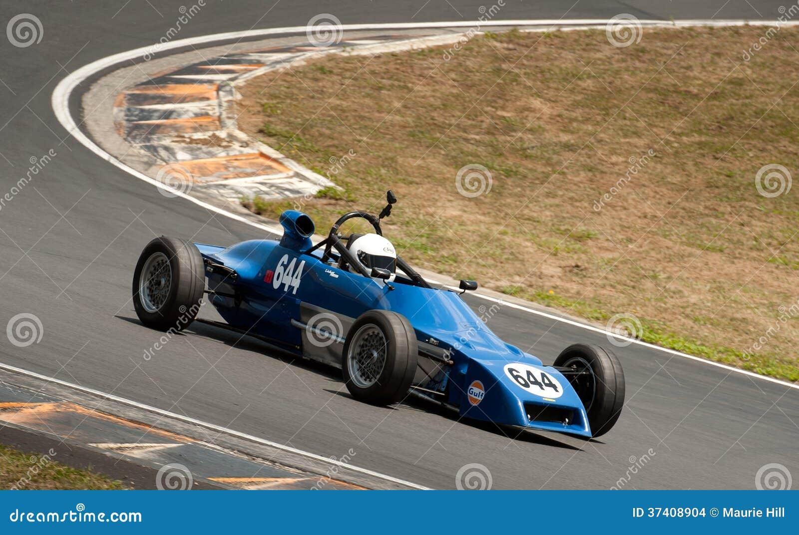 Formula Ford - Lola T644 HU05 Editorial Stock Image - Image of t644 ...