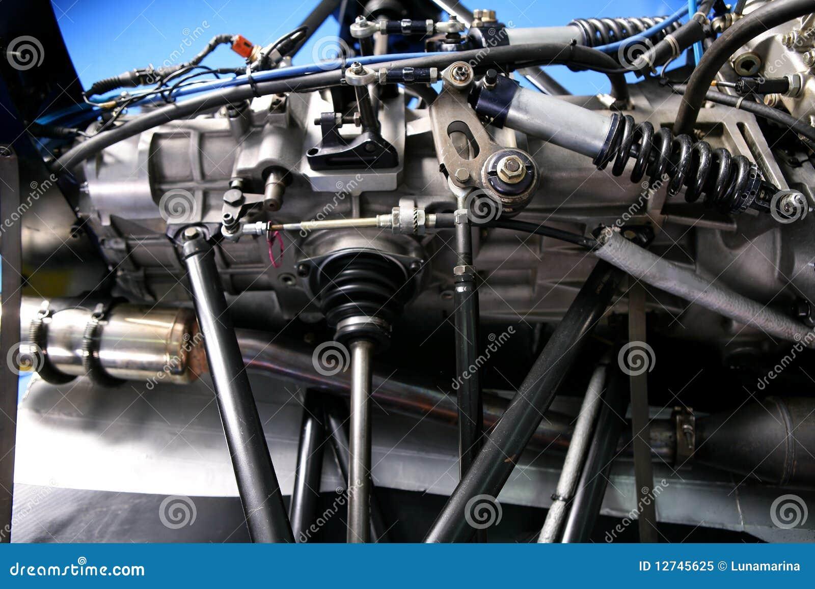 Drive Circuit Detail