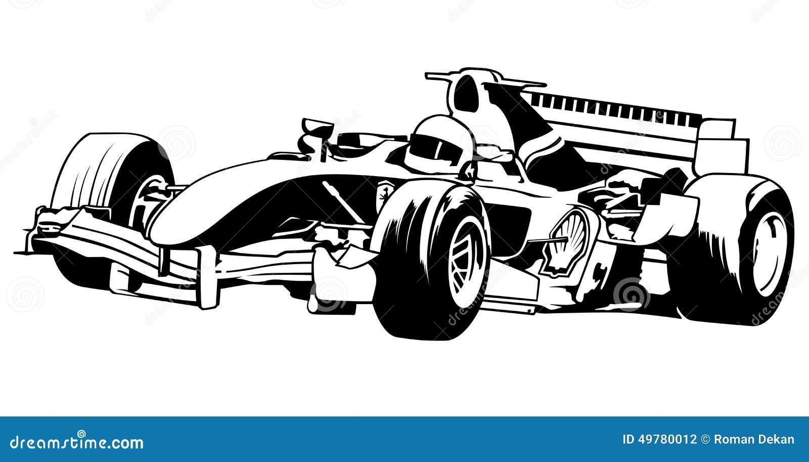 Checkered Flag Clip Art 9511 together with Kleurplaten Cars additionally Stock Illustration Formula One Racing Car Black Outline Illustration Vector Image49780012 as well Blue race car with checkered flag stationery 229785614517486736 together with Car Coloring Pages For Boys. on indy race car clip art