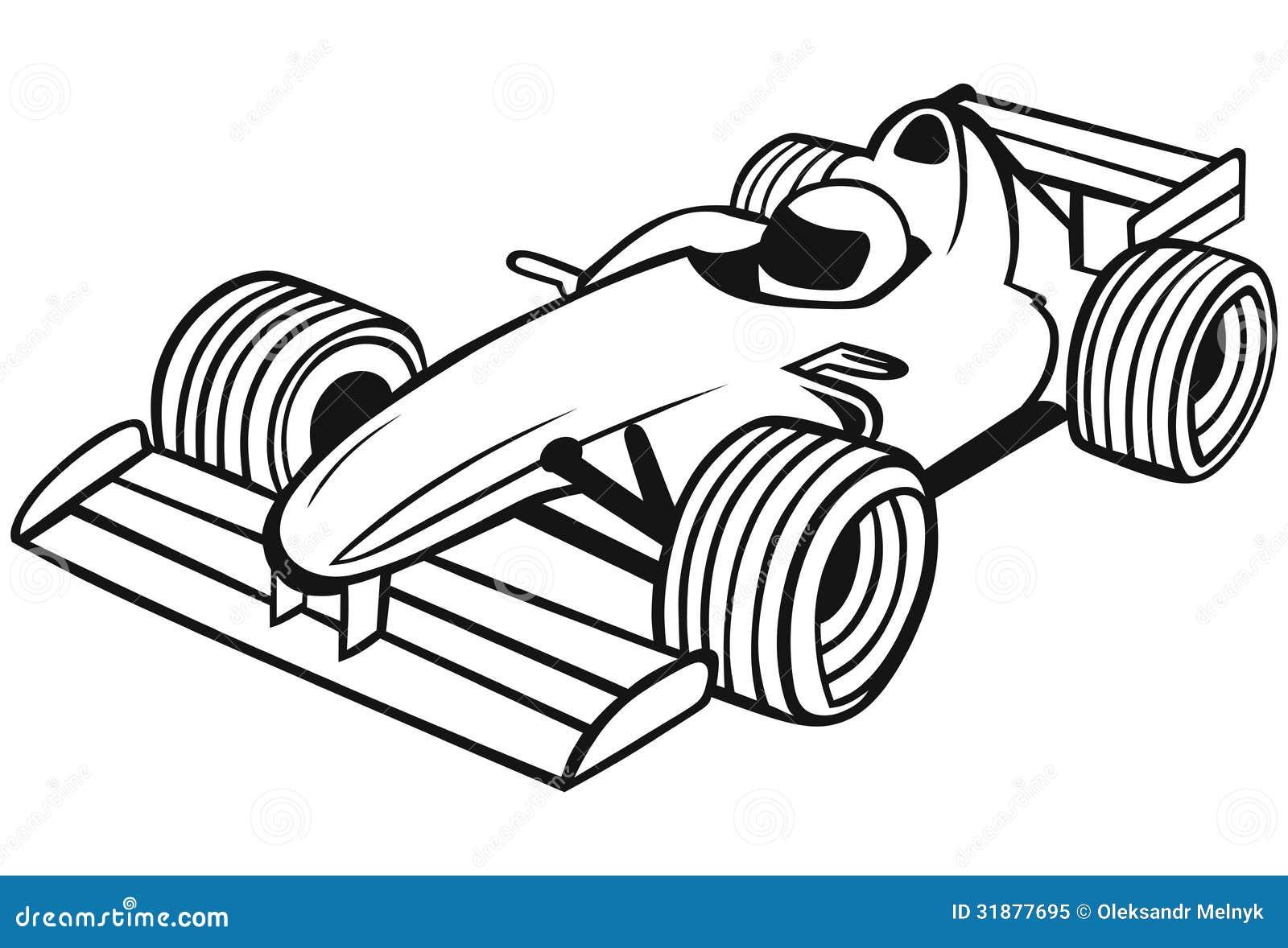Formula 1 Racing Car R...