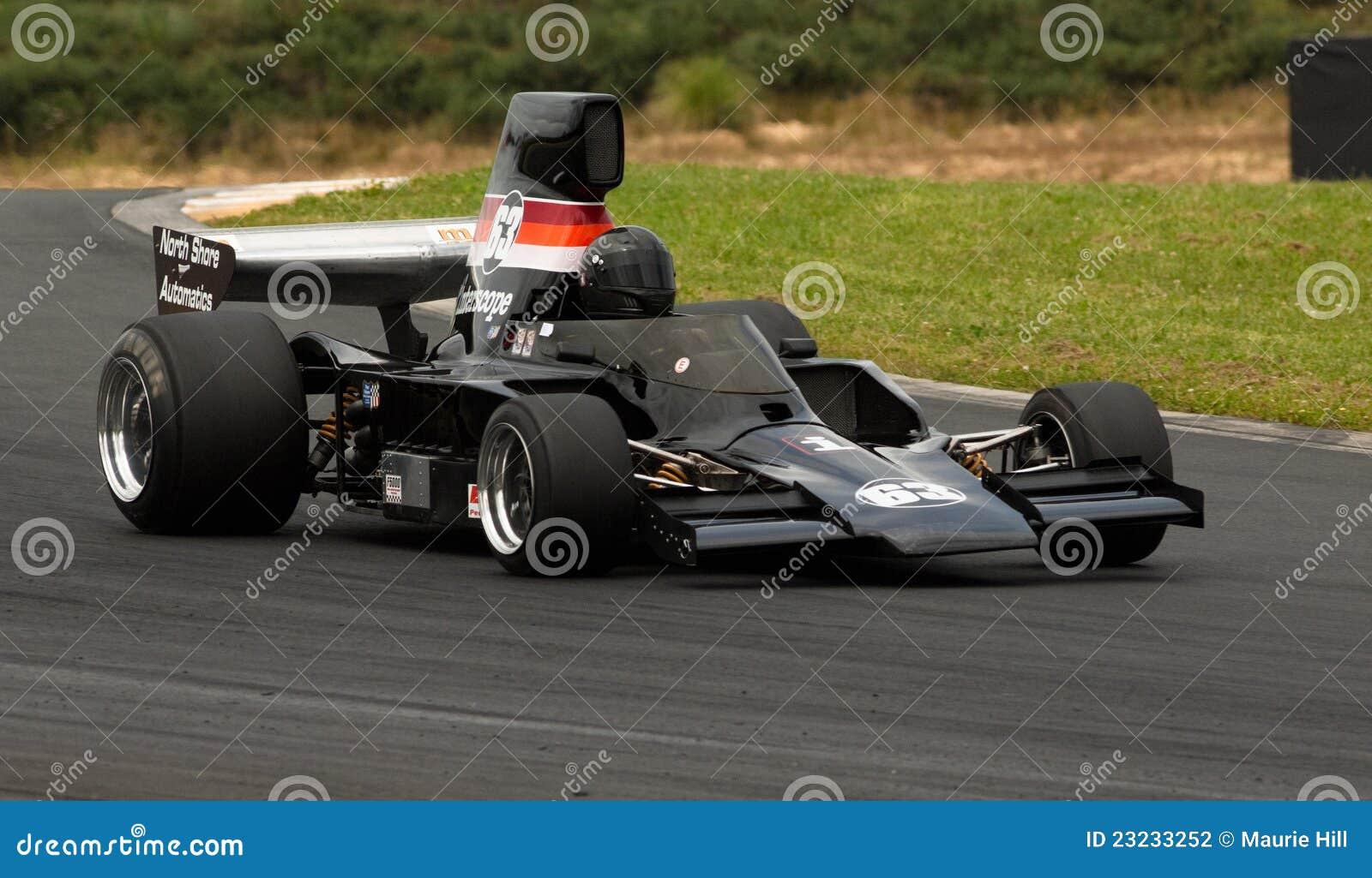 Formule 5000 Lola T332 photographie éditorial Image du