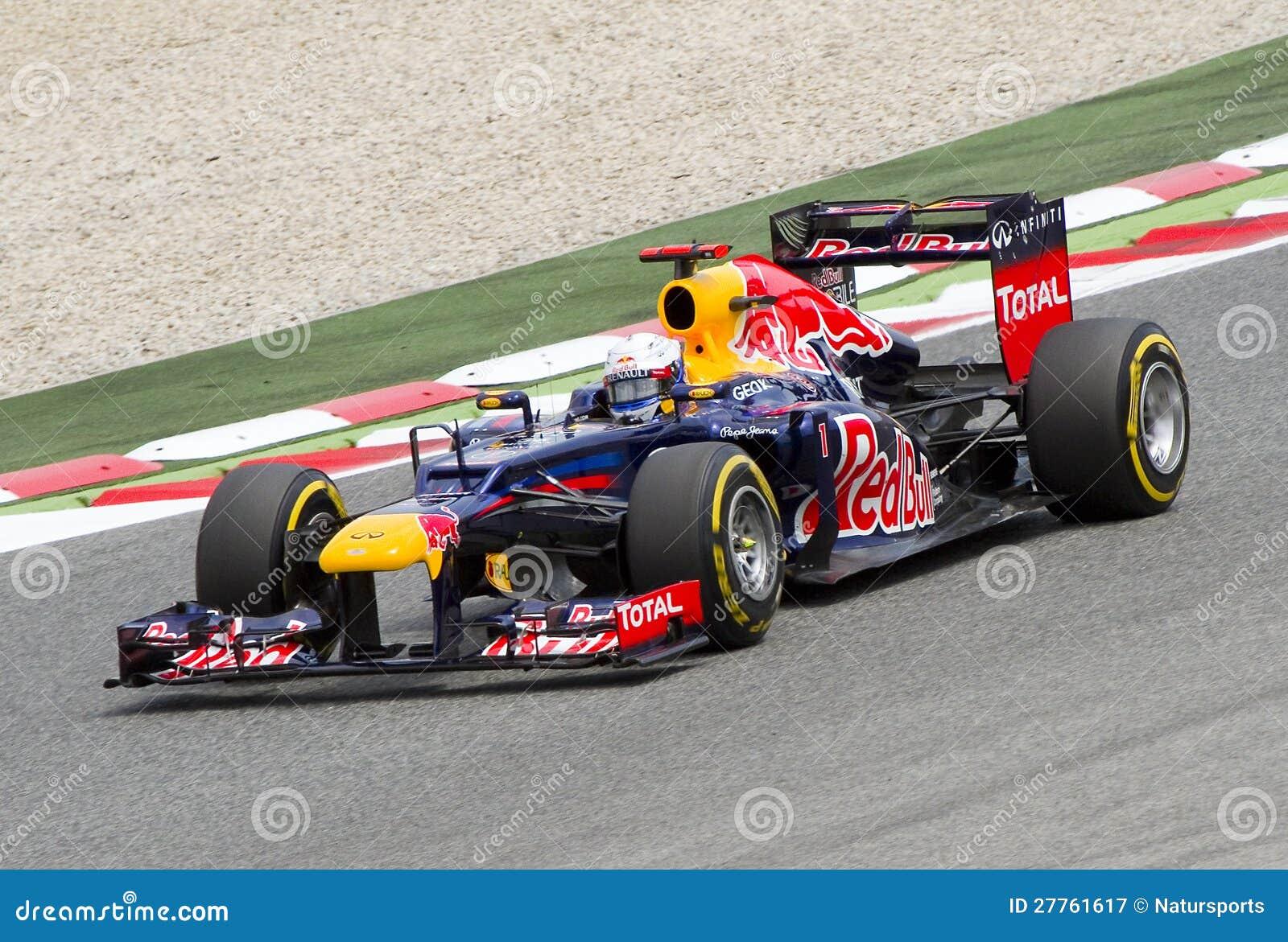 Formule 1 - Sebastian Vettel