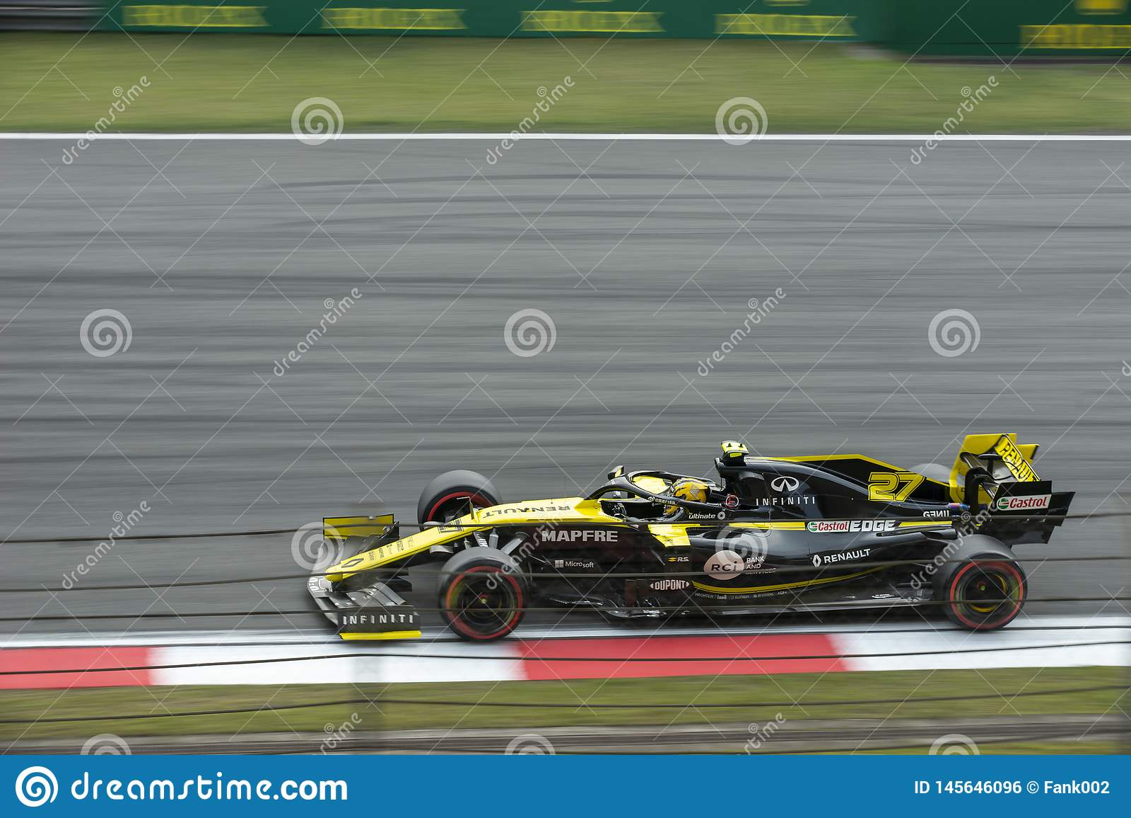 Formule 1 2019 Shanghai Renault