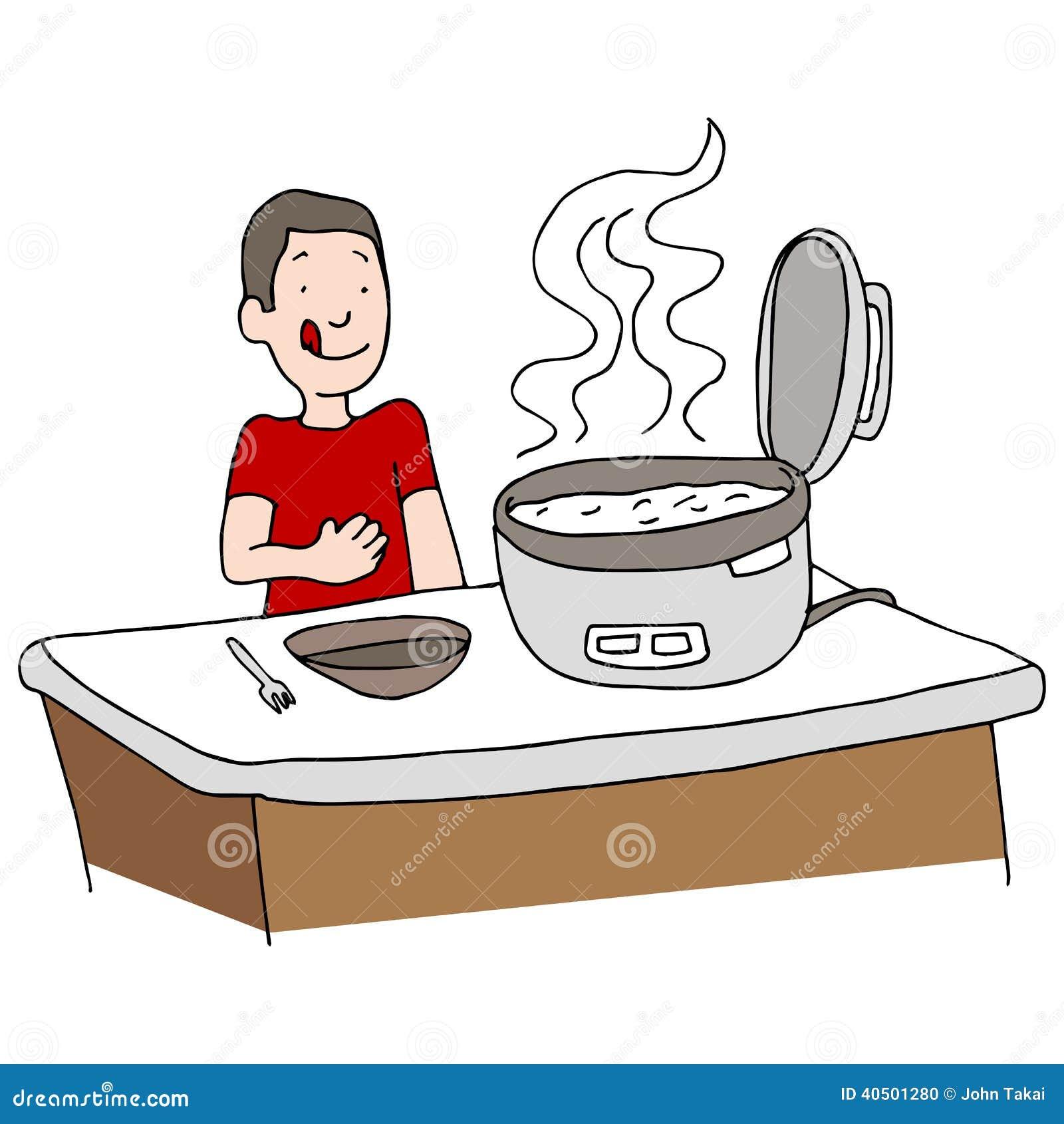 Fornello di riso
