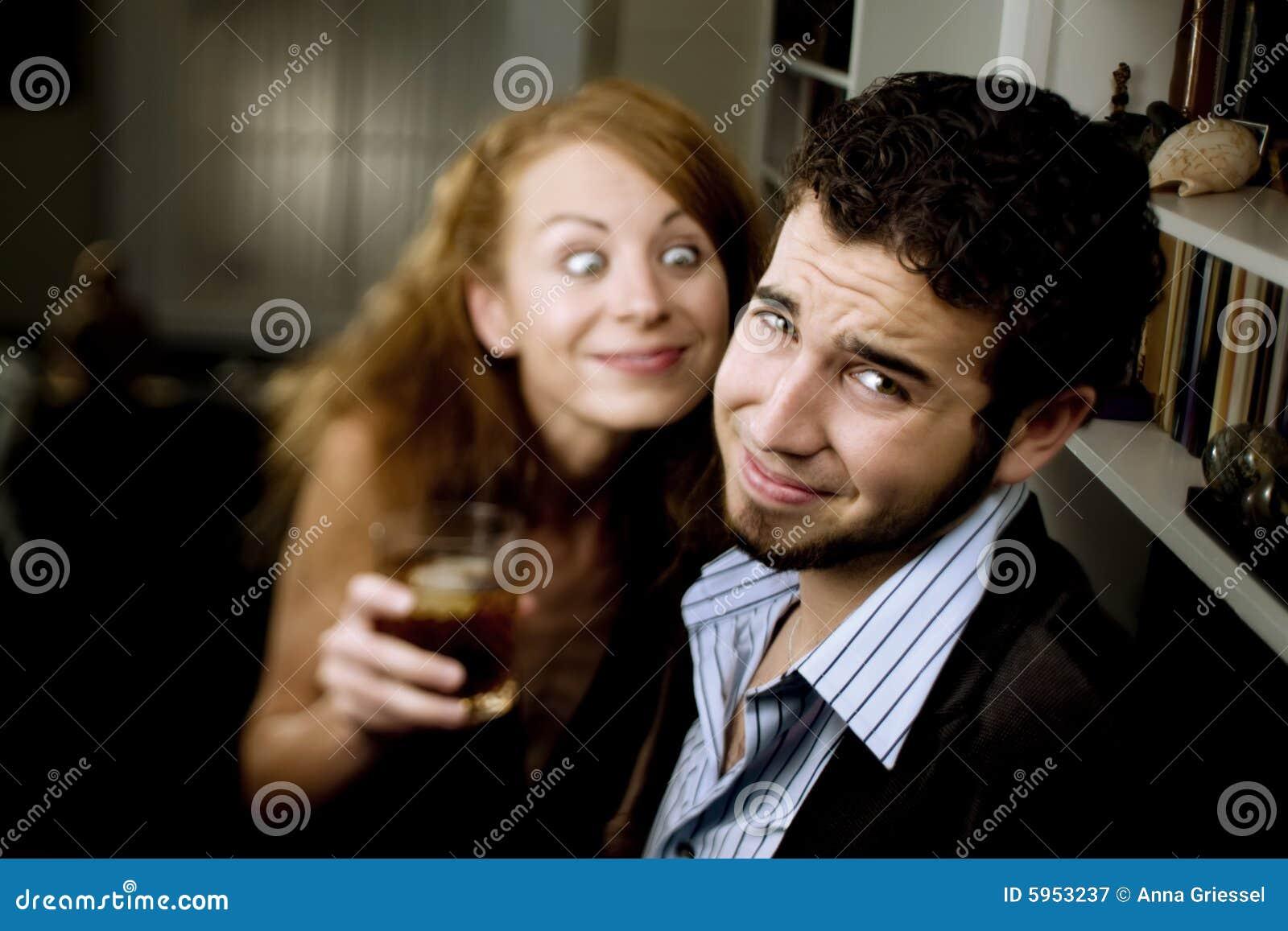 Forni di ricottura della donna all uomo al partito