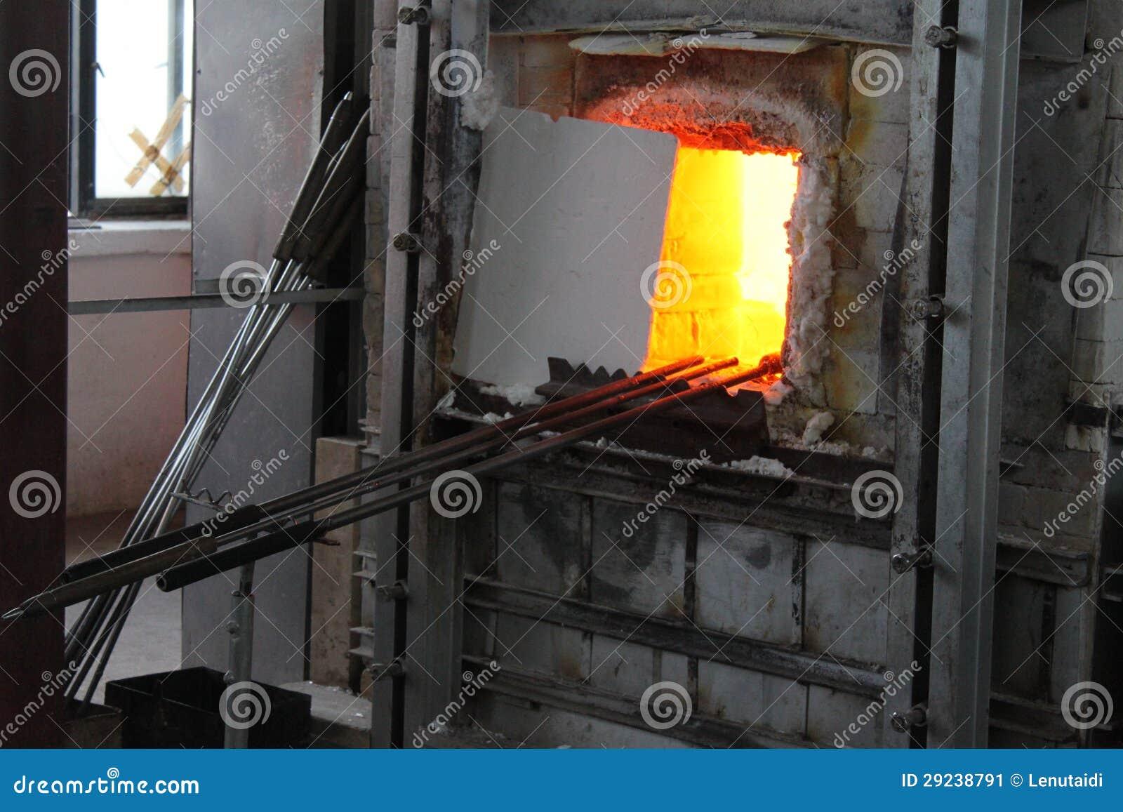 Download Forno imagem de stock. Imagem de vermelho, calor, clima - 29238791