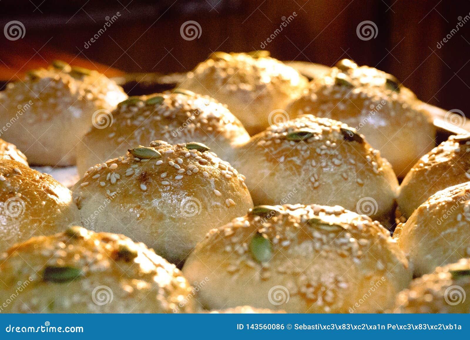 Forno cozido do pão