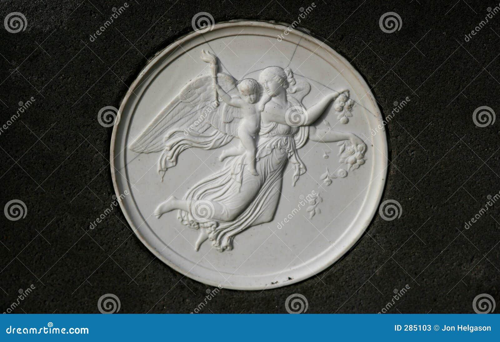 Forntida bildlig skulptur