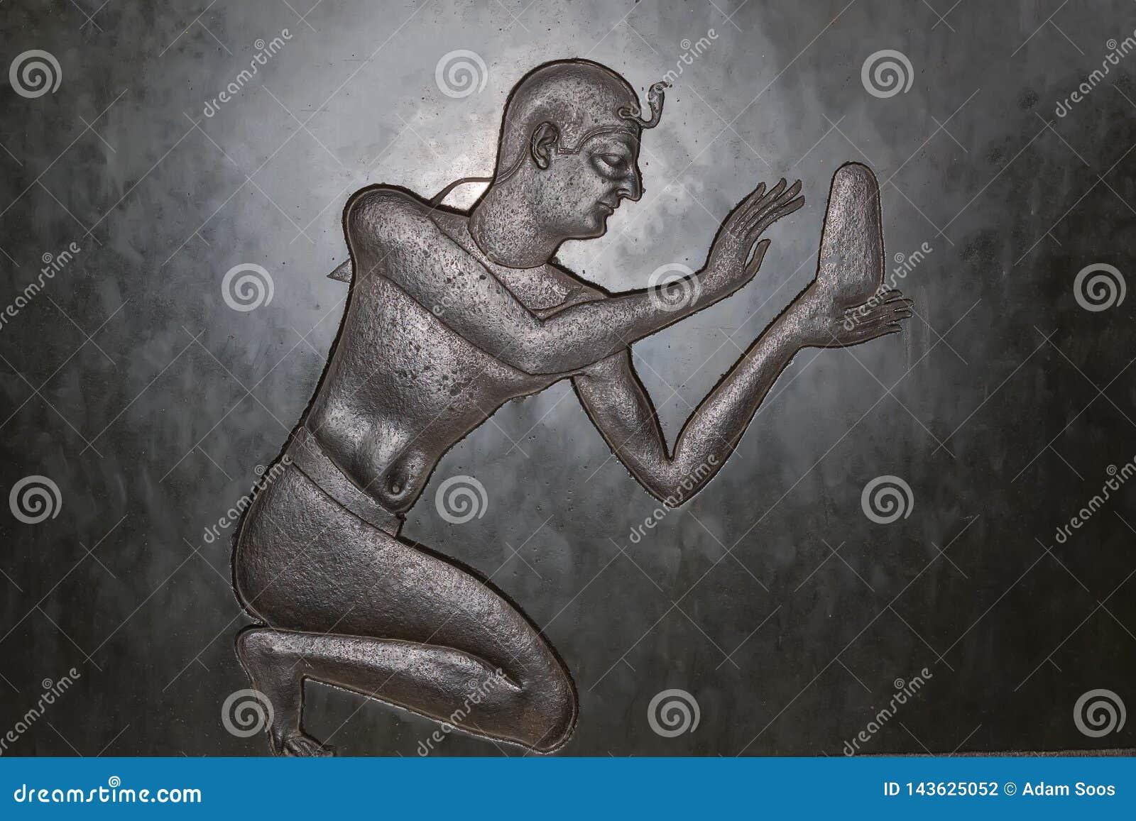 Forntida egyptiskt symbol