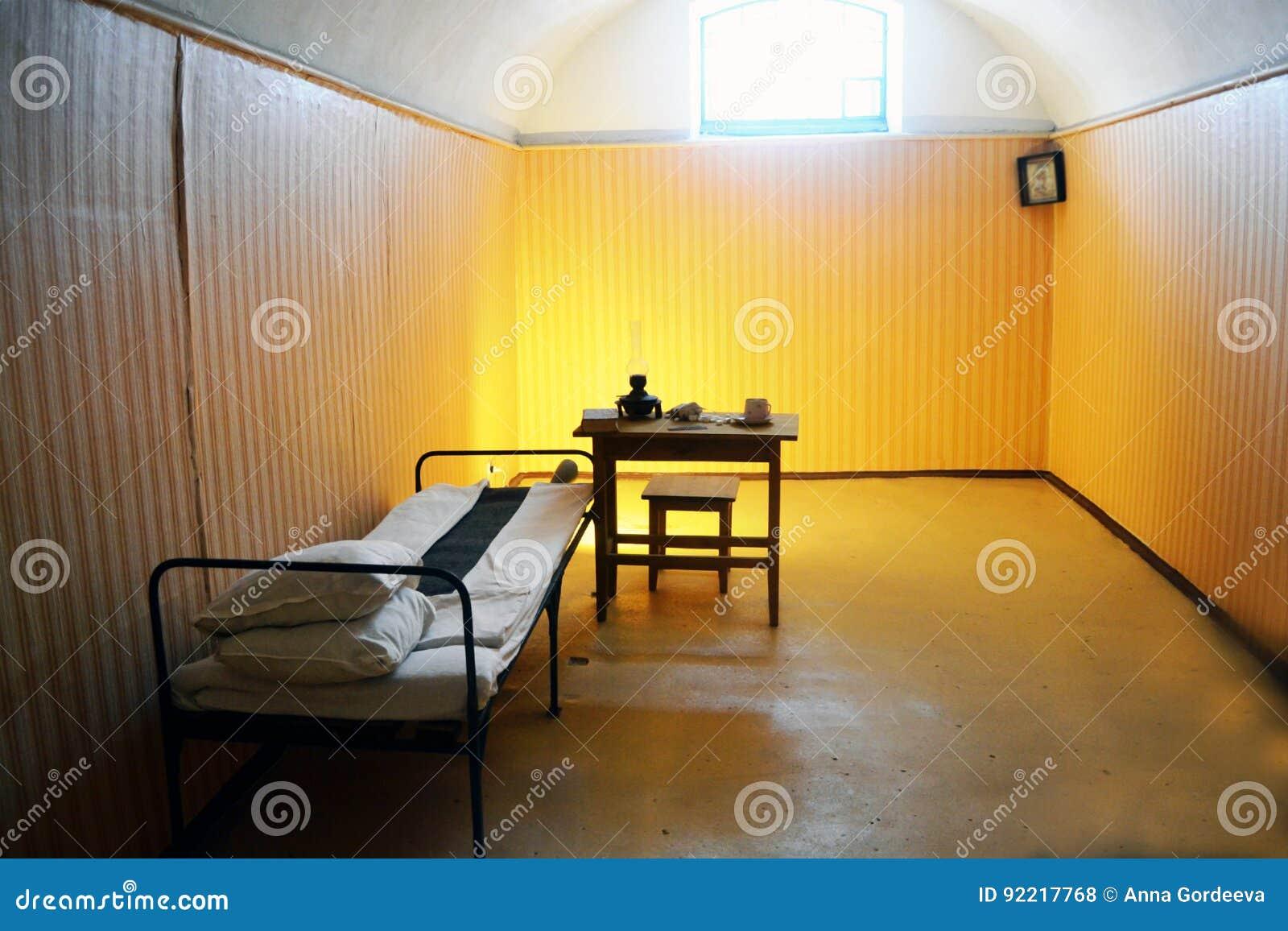 Forntida fängelsecell