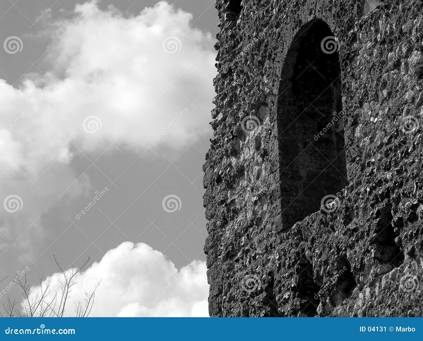 Forntida fönster