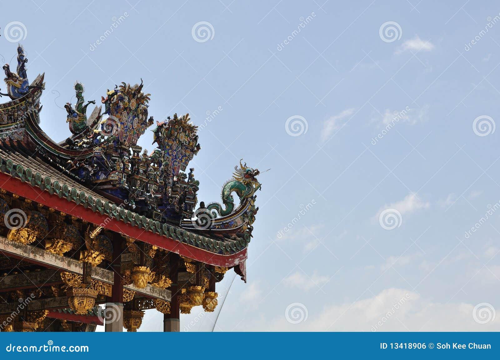 Forntida kinesiskt draketak