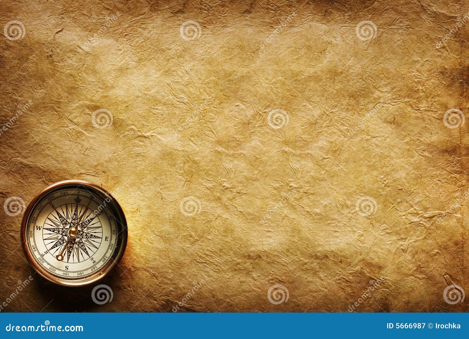 Forntida kompass