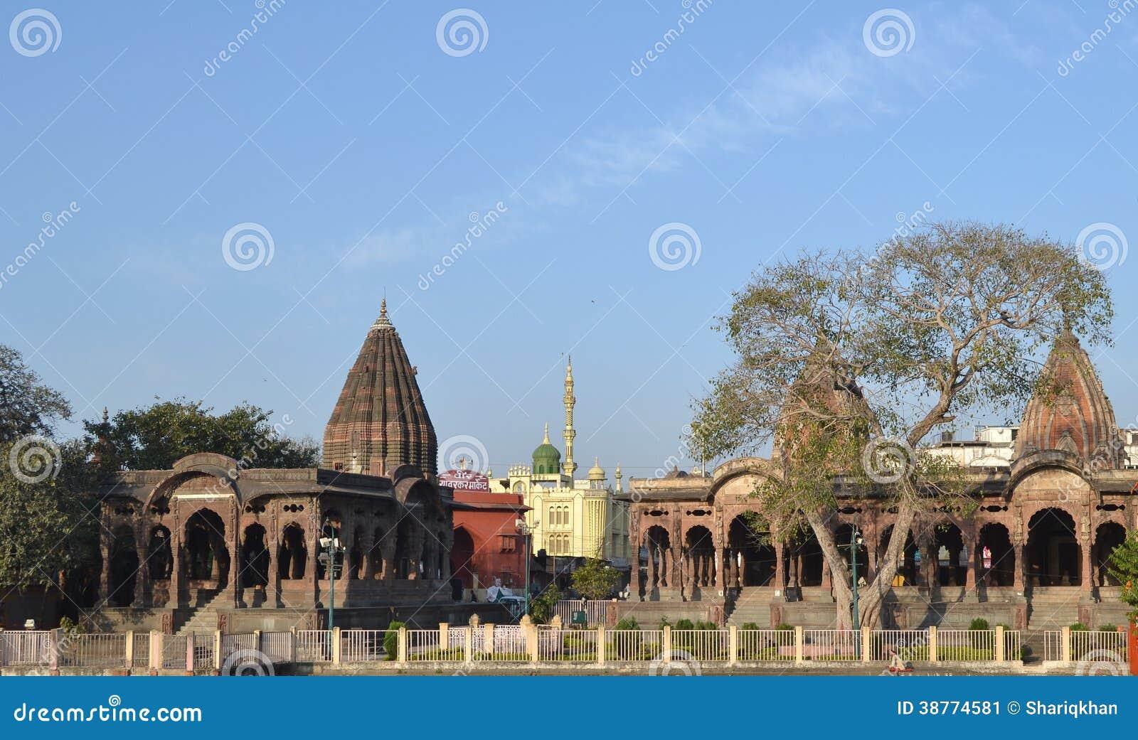 Forntida markis Indore Madhya Pradesh
