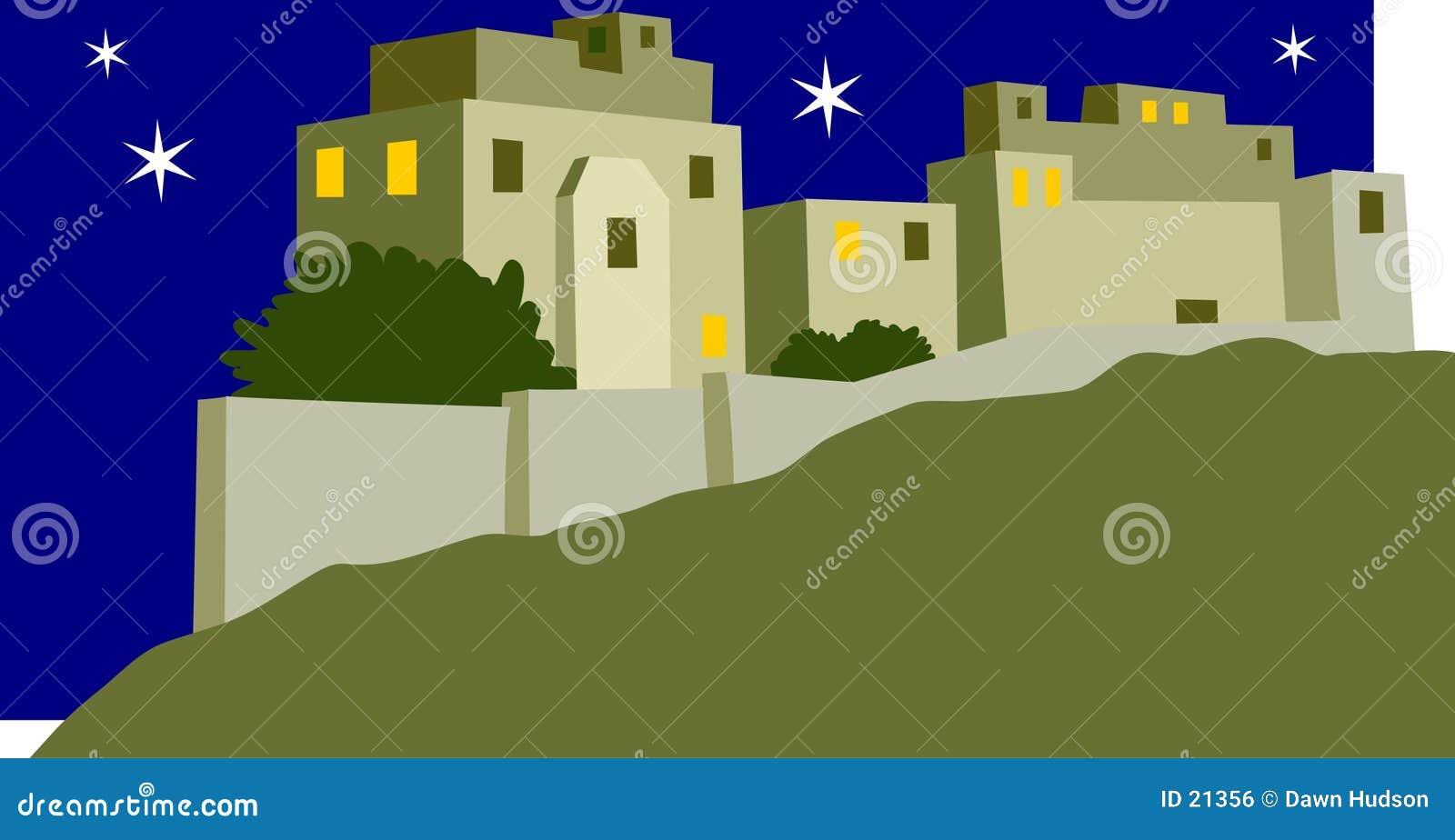 Forntida stad