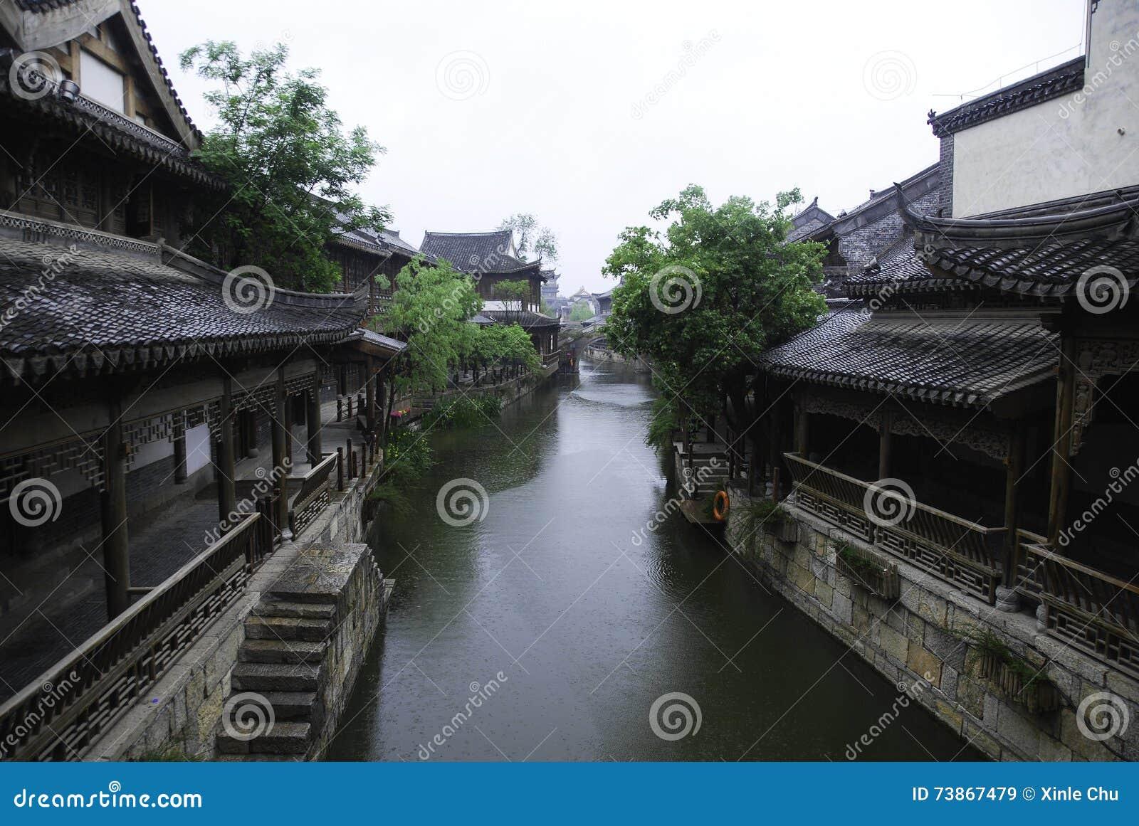 Forntida stad av Taierzhuang