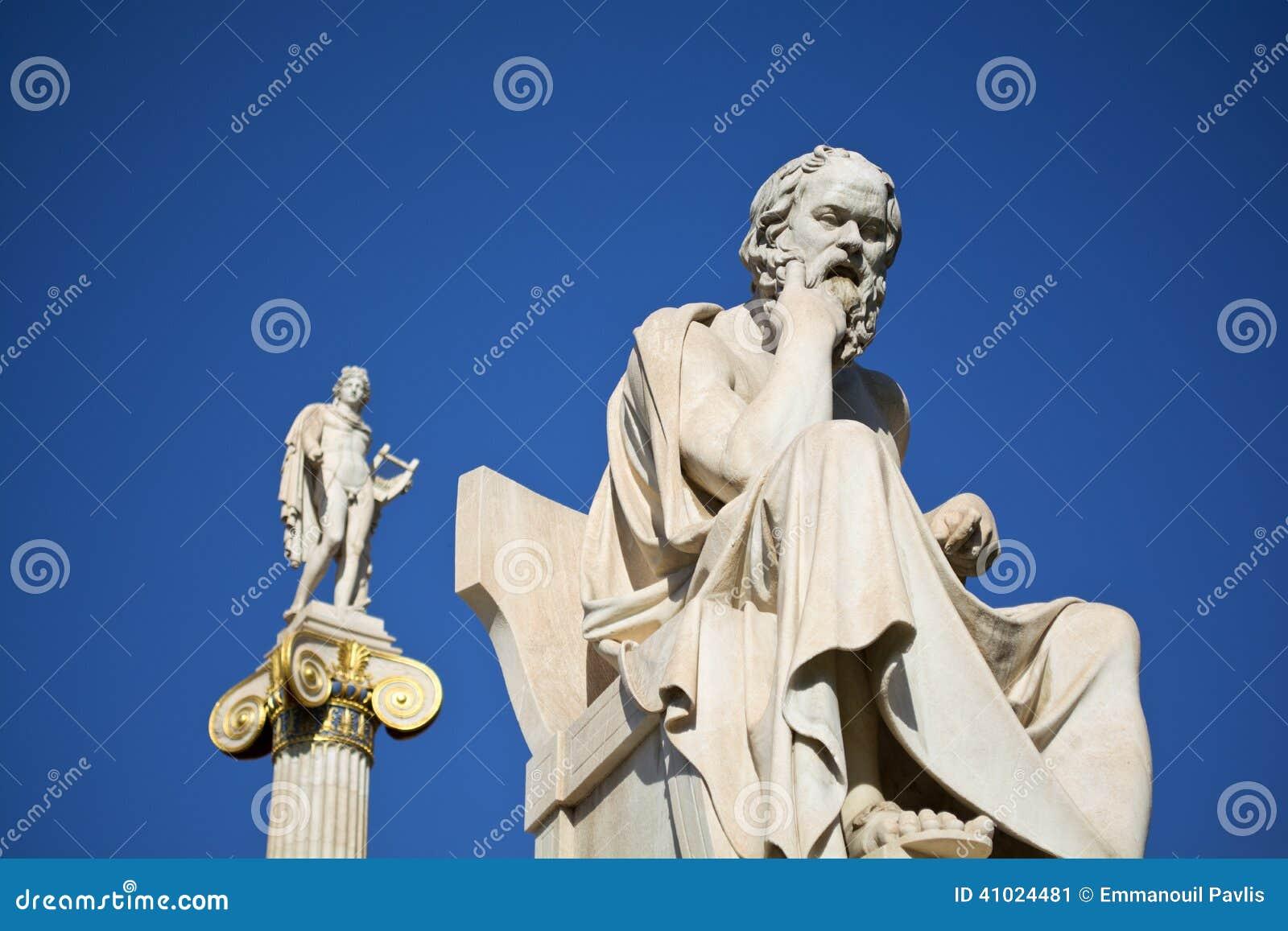 Forntida statyer