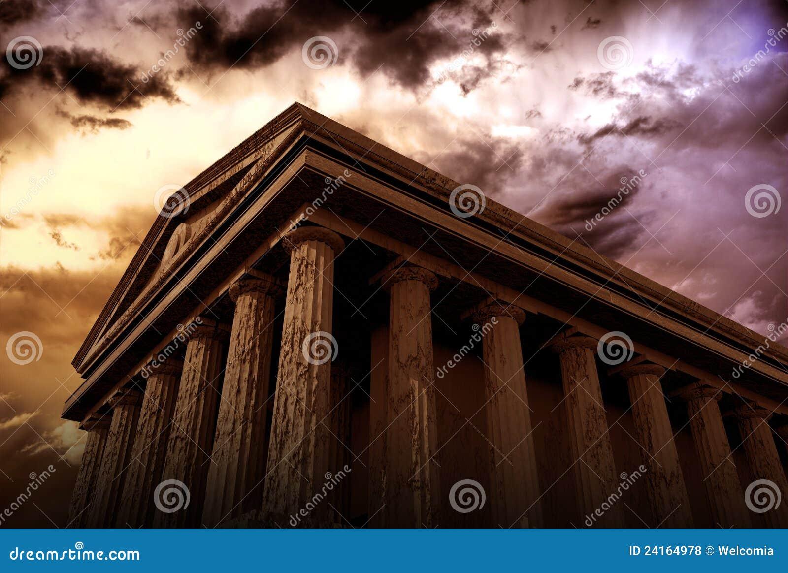 Forntida tempel