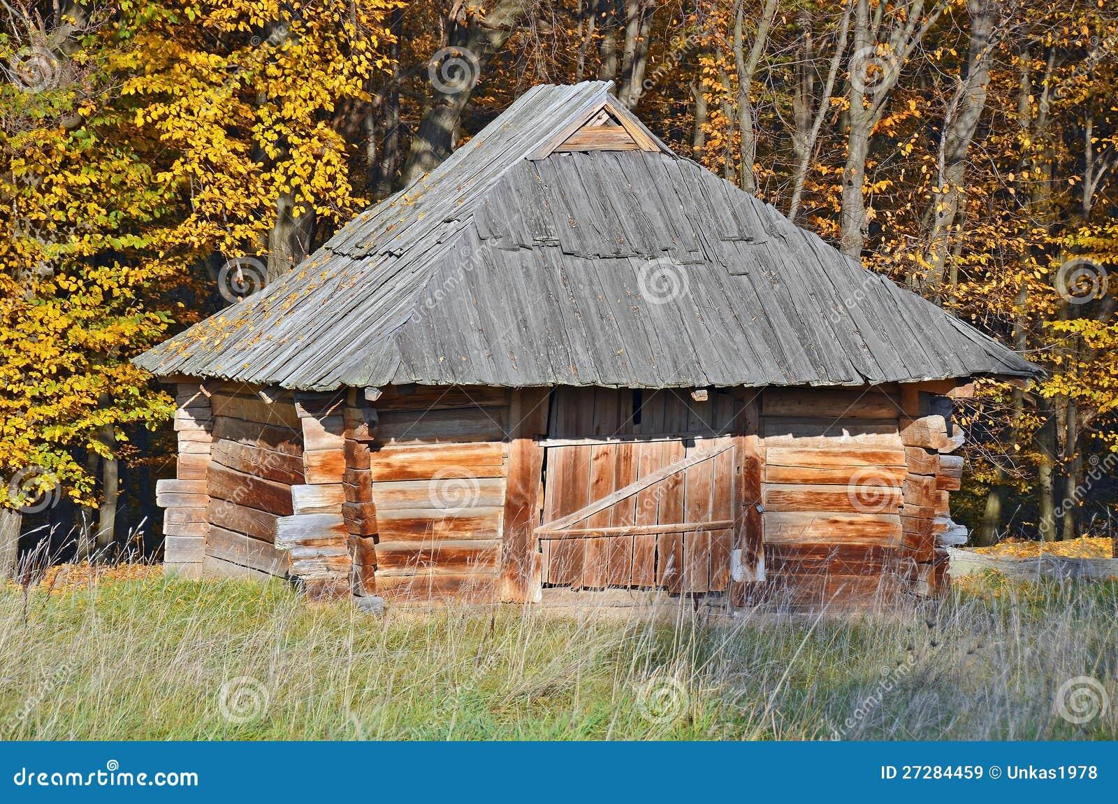 Forntida träladugård