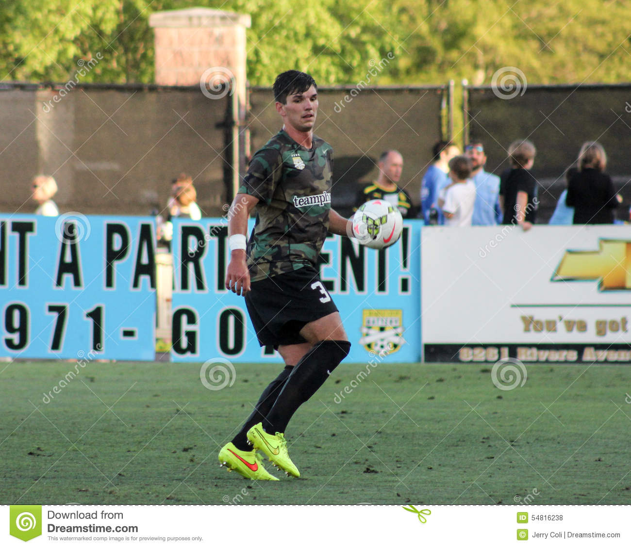 Forrest lasso defender charleston battery editorial for 3d dreams fort mill sc