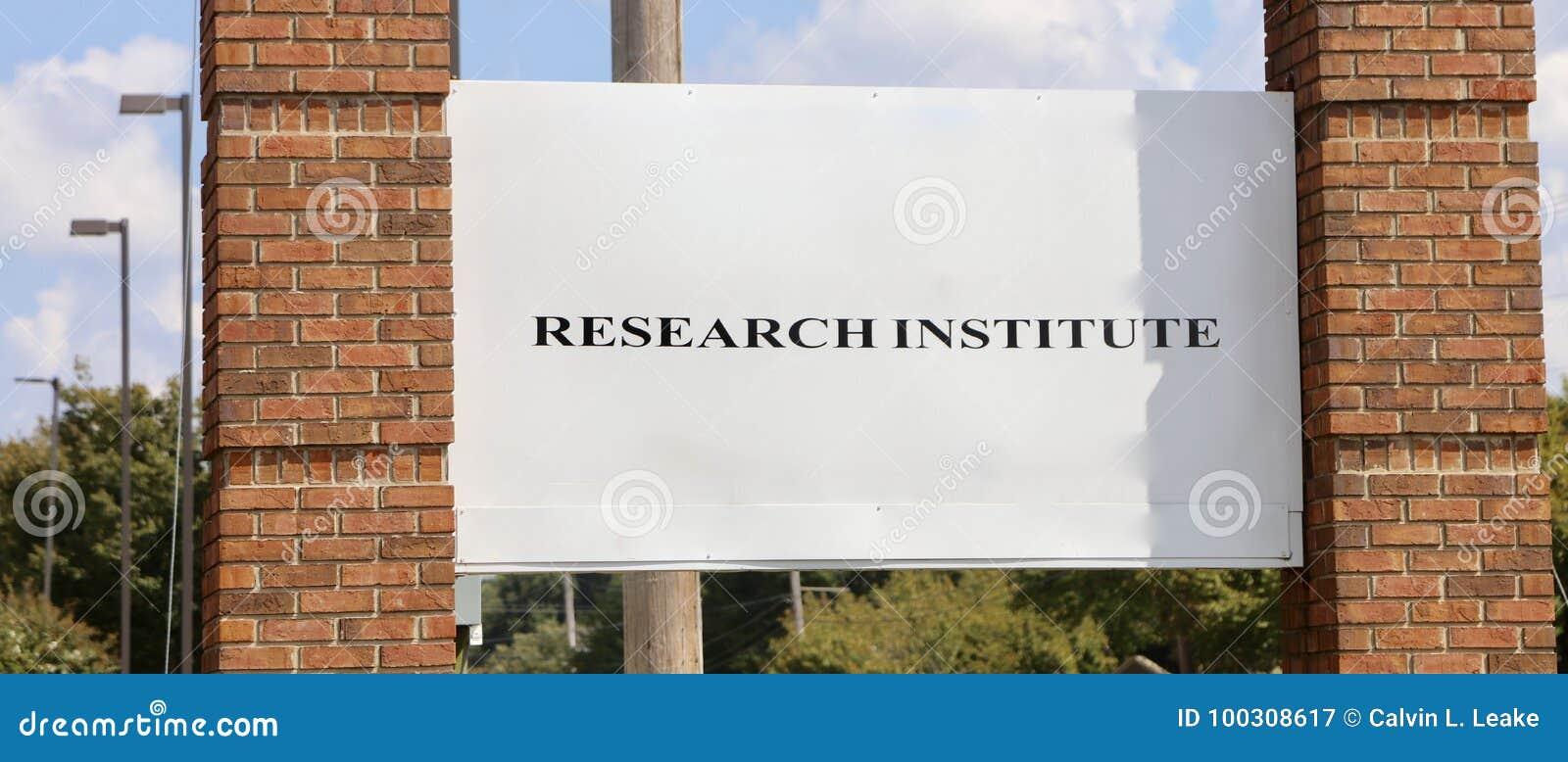 Forskningsinstitut