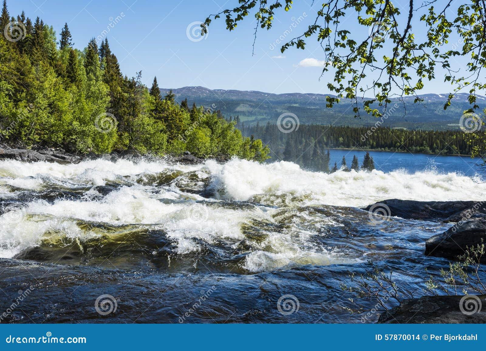 ForsTannforsen vattenfall Sverige