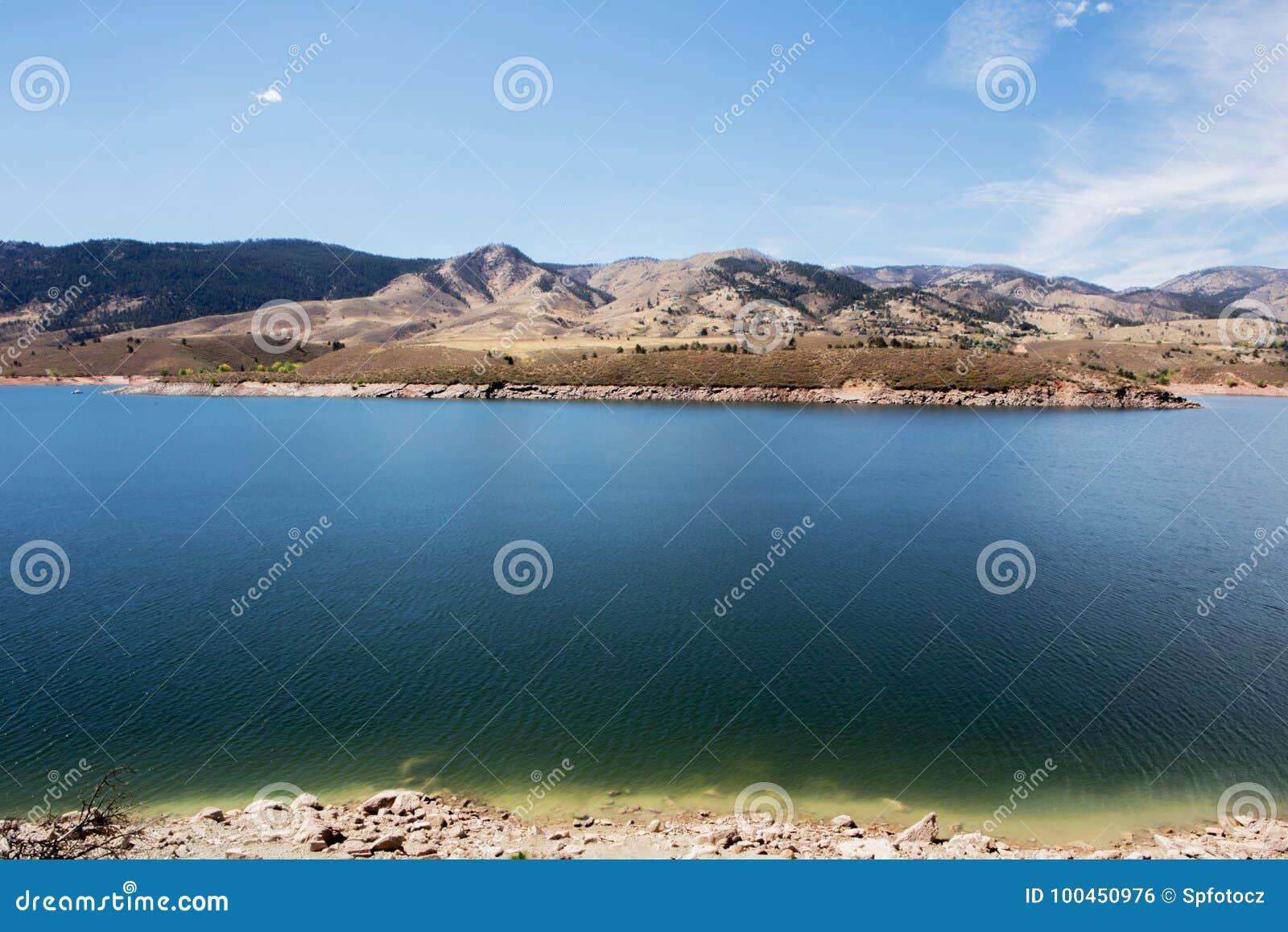 Fort Collins bergplats